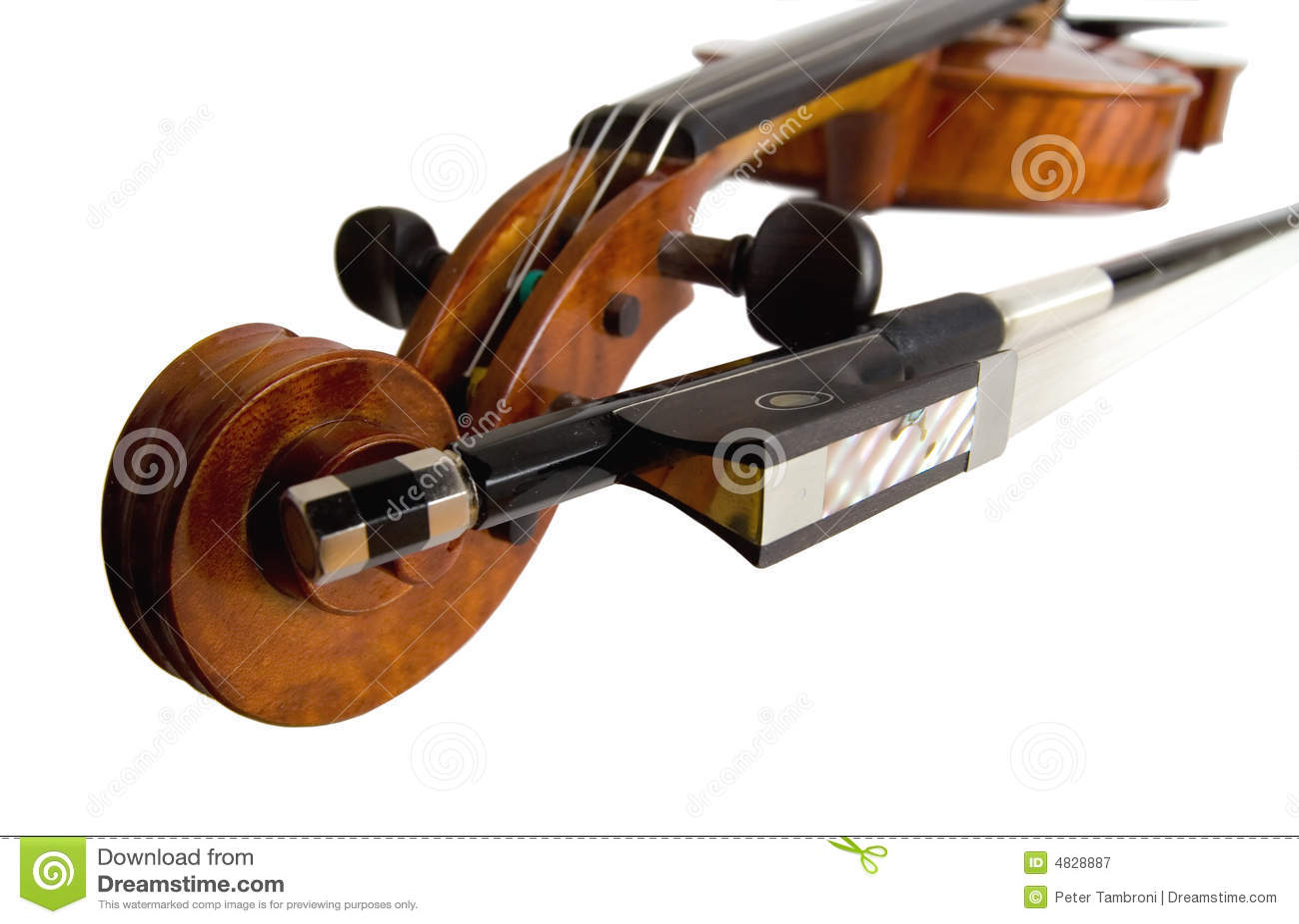 Ekstremalne skrzypce.