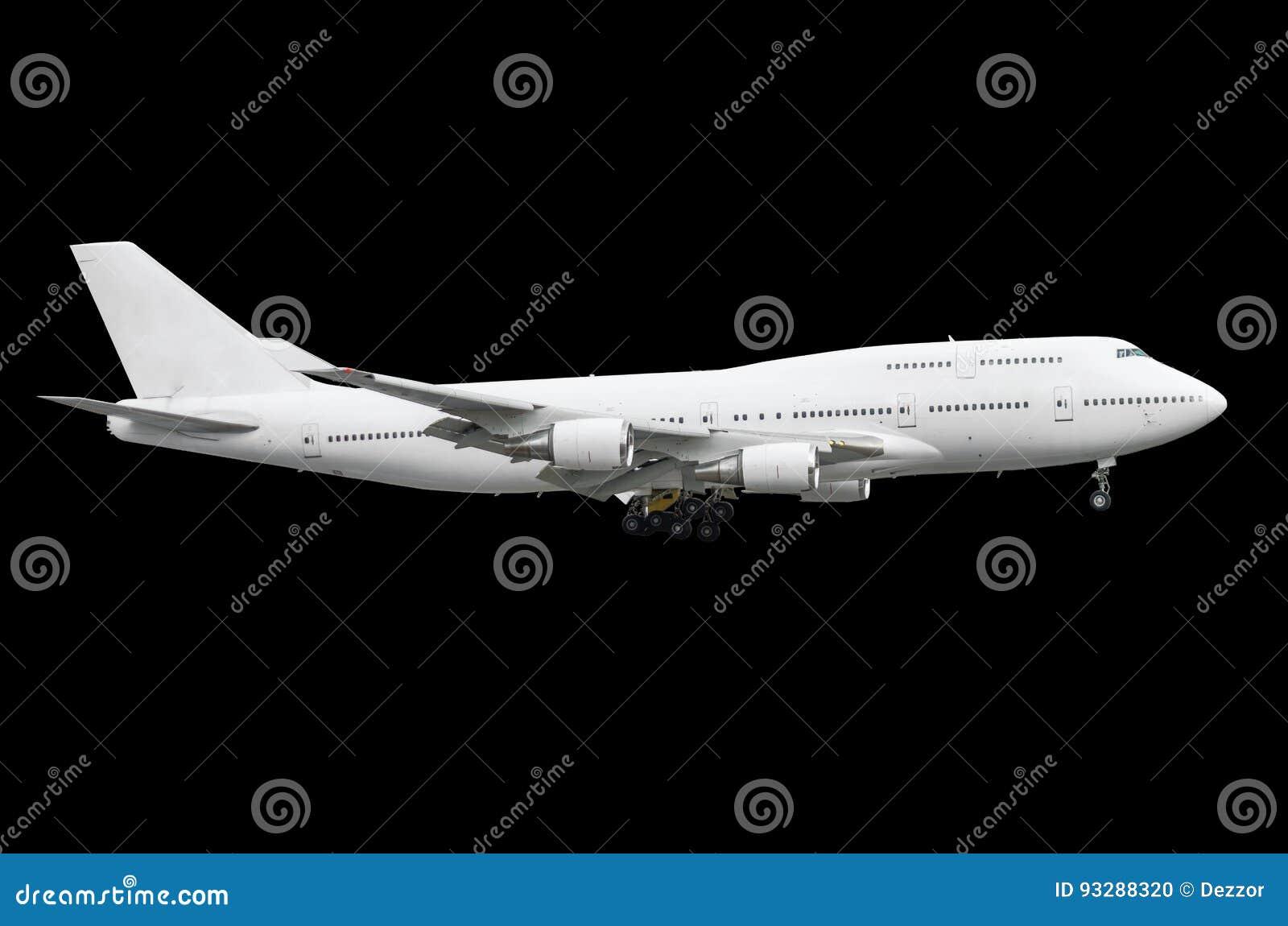 El aeroplano de dos pisos blanco de los aviones del for Pisos el encinar de los reyes