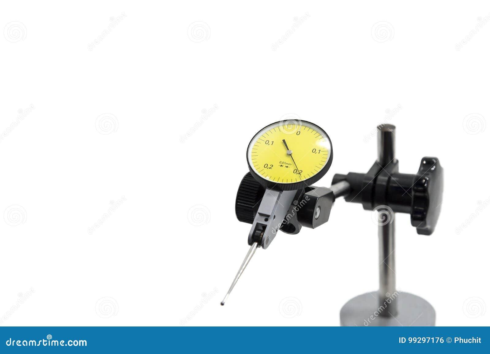 El aislante del indicador del dial