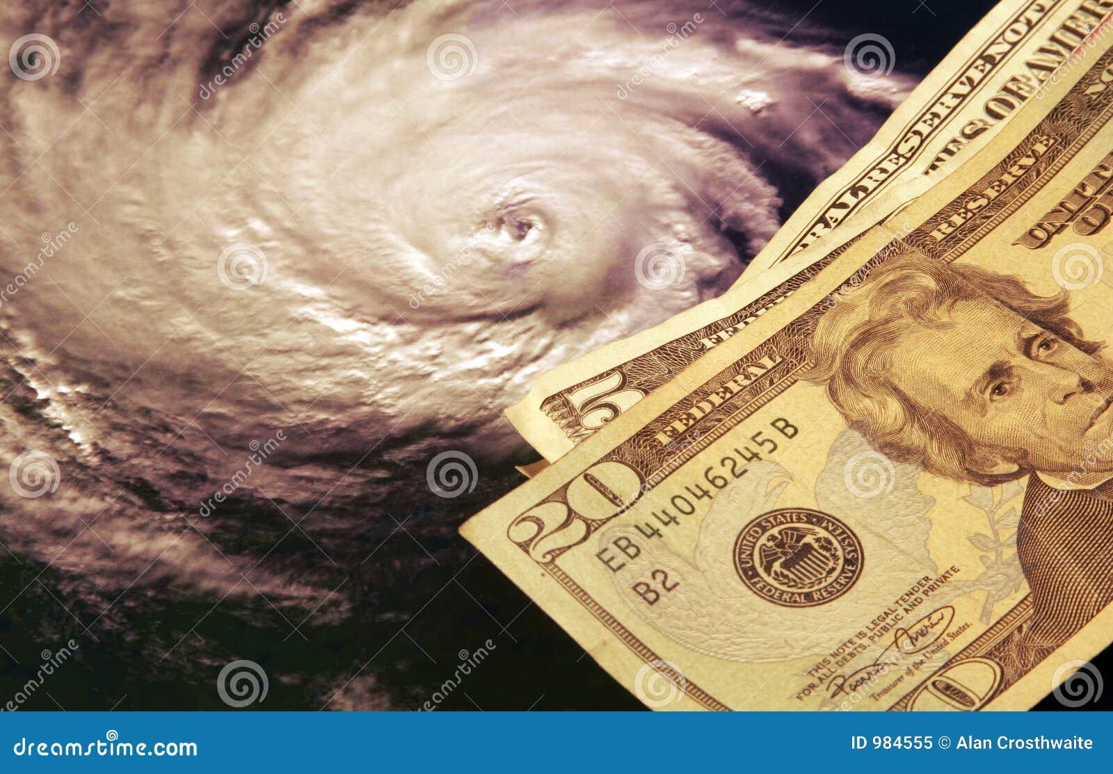 El alto coste de huracanes
