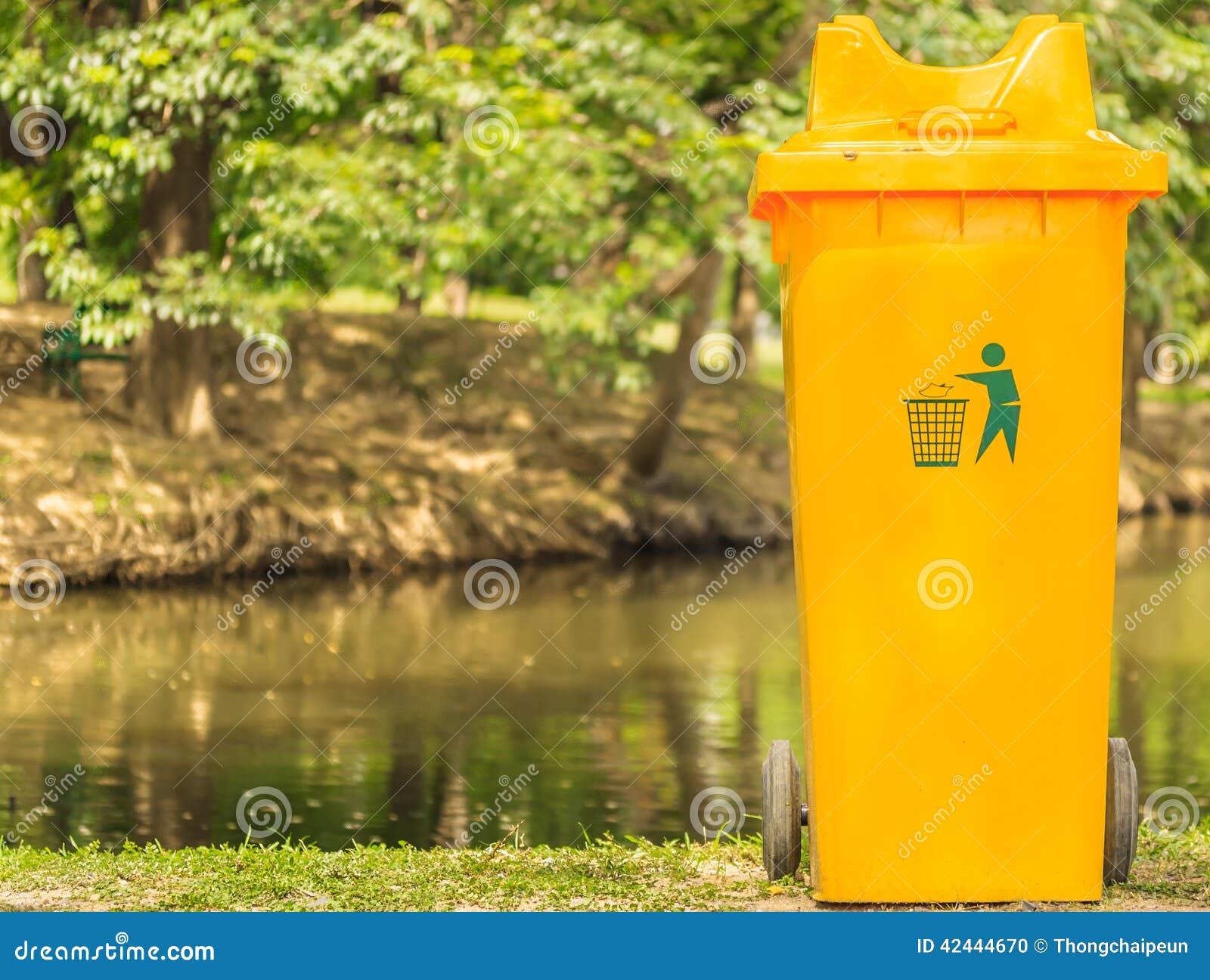 El amarillo recicla