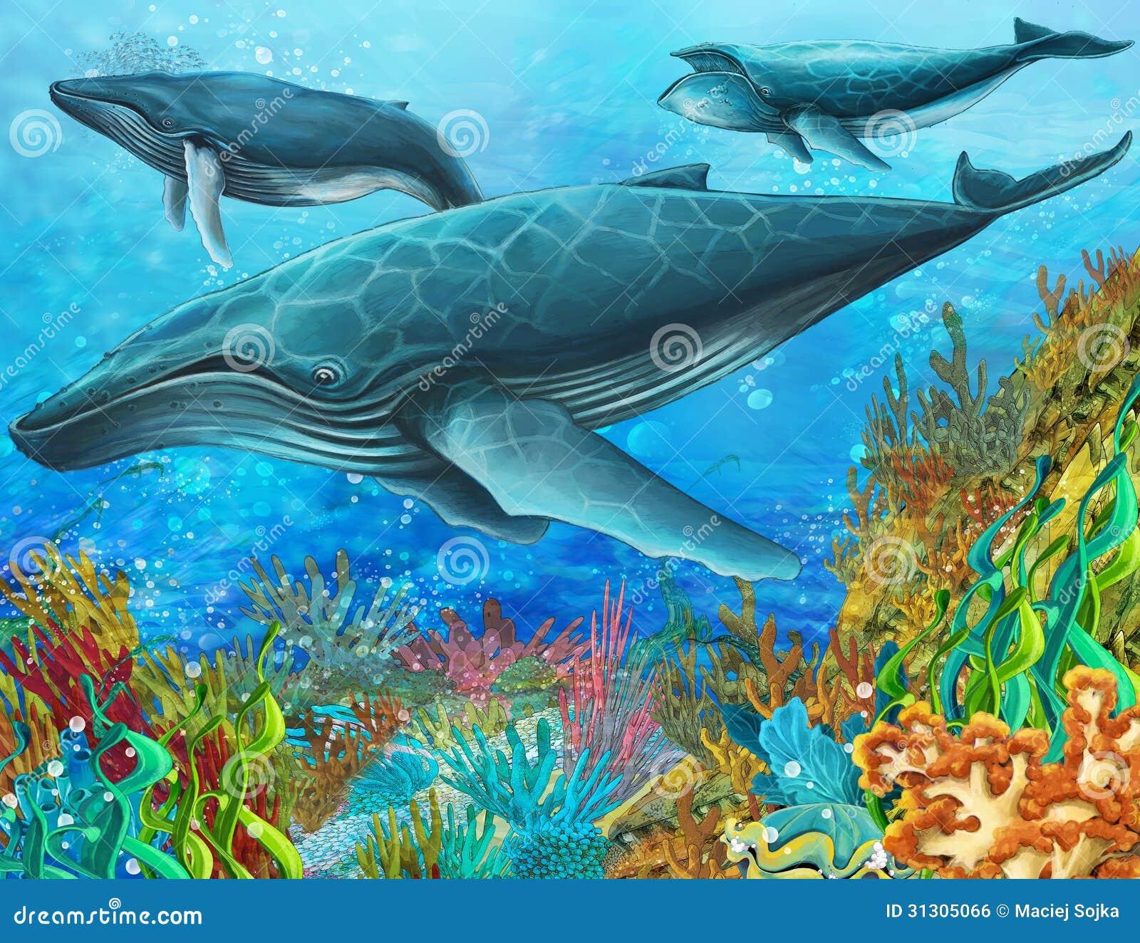 Fantástico Arrecifes De Coral Para Colorear E Imprimir Colección de ...