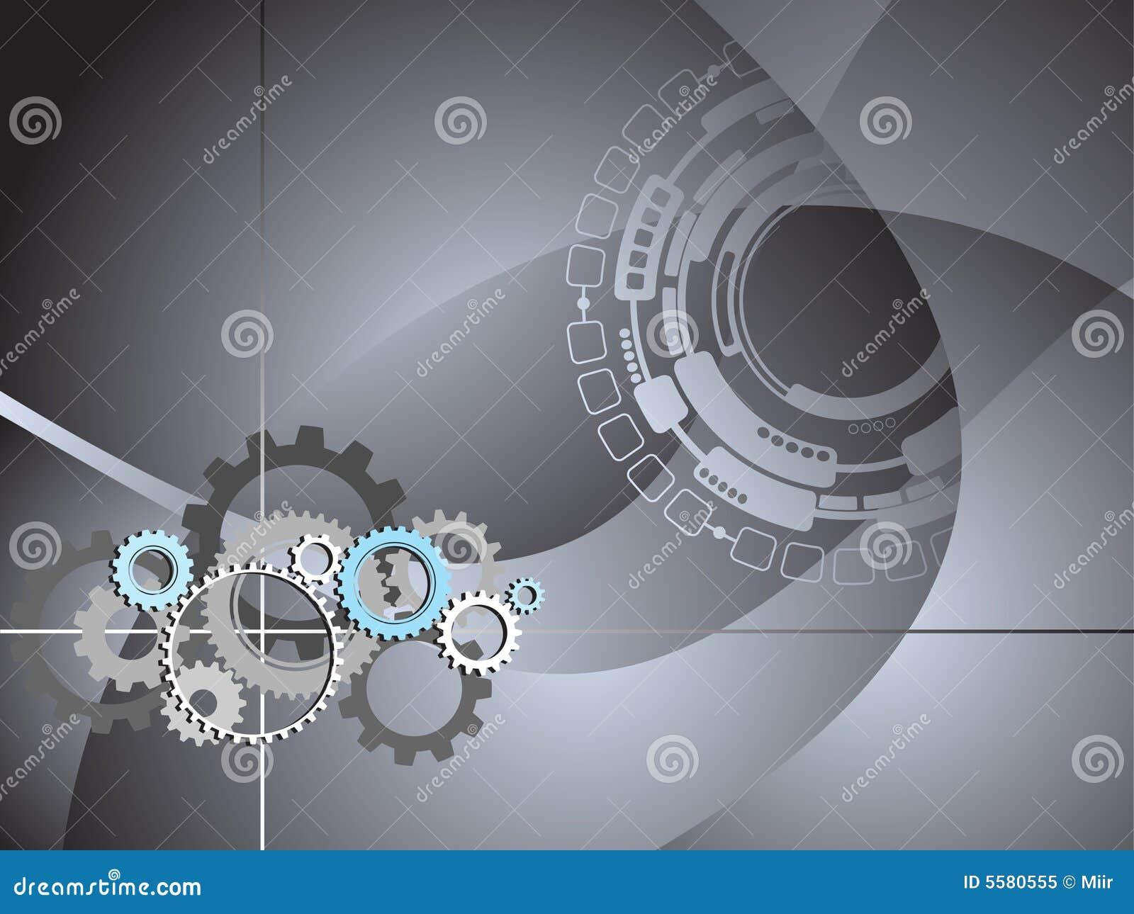 El asunto industrial de la tecnología engrana el fondo