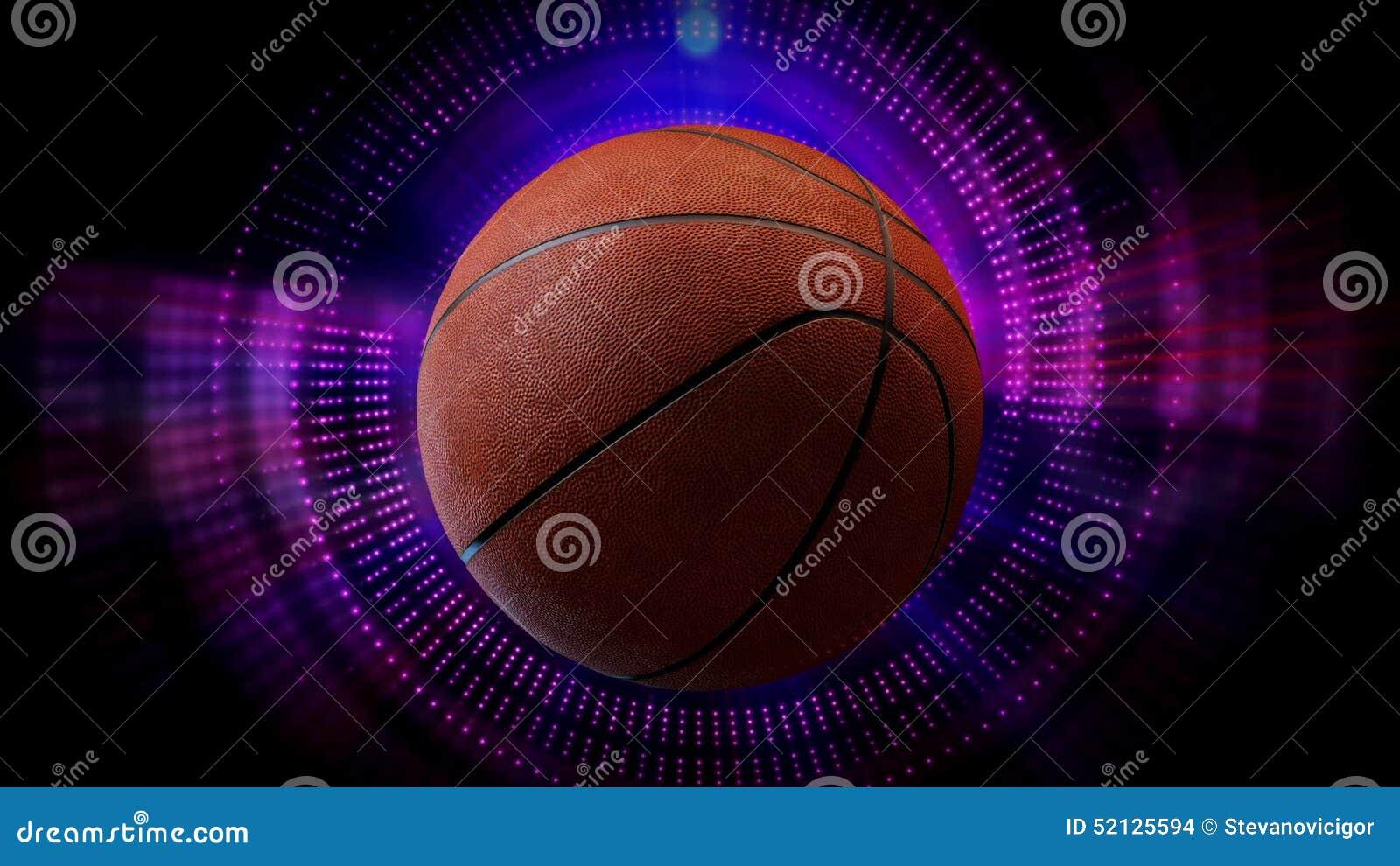 Balones De Fútbol Deportes Fondos De Pantalla Gratis: Pelota De Baloncesto 3d: Fondo De Pantalla De Baln De