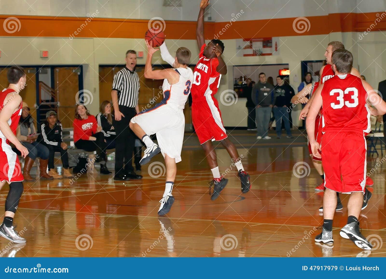 El baloncesto de los hombres del NCAA
