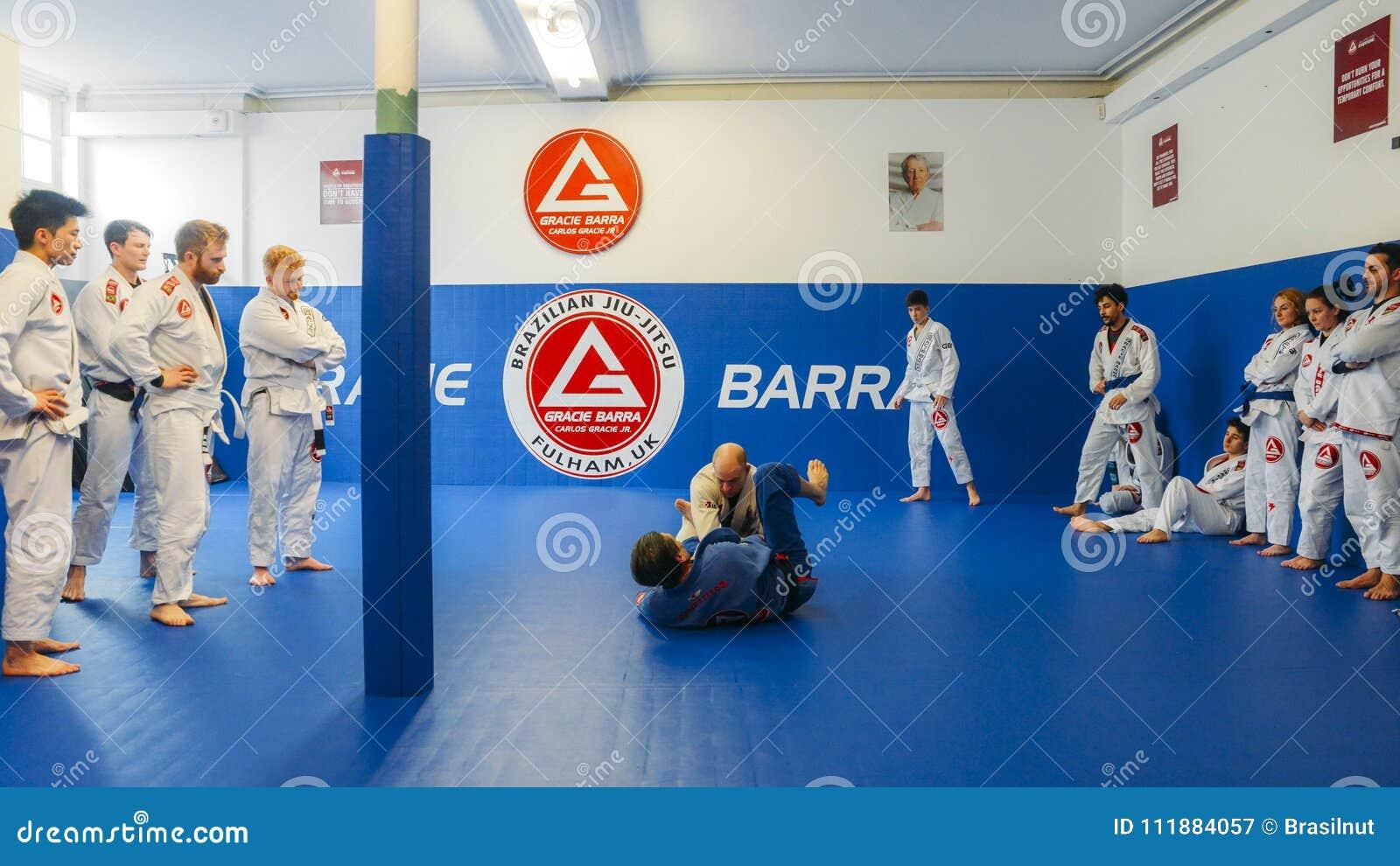 El Brasileño Jiu Jitsu Mezcló Los Artes Marciales Que