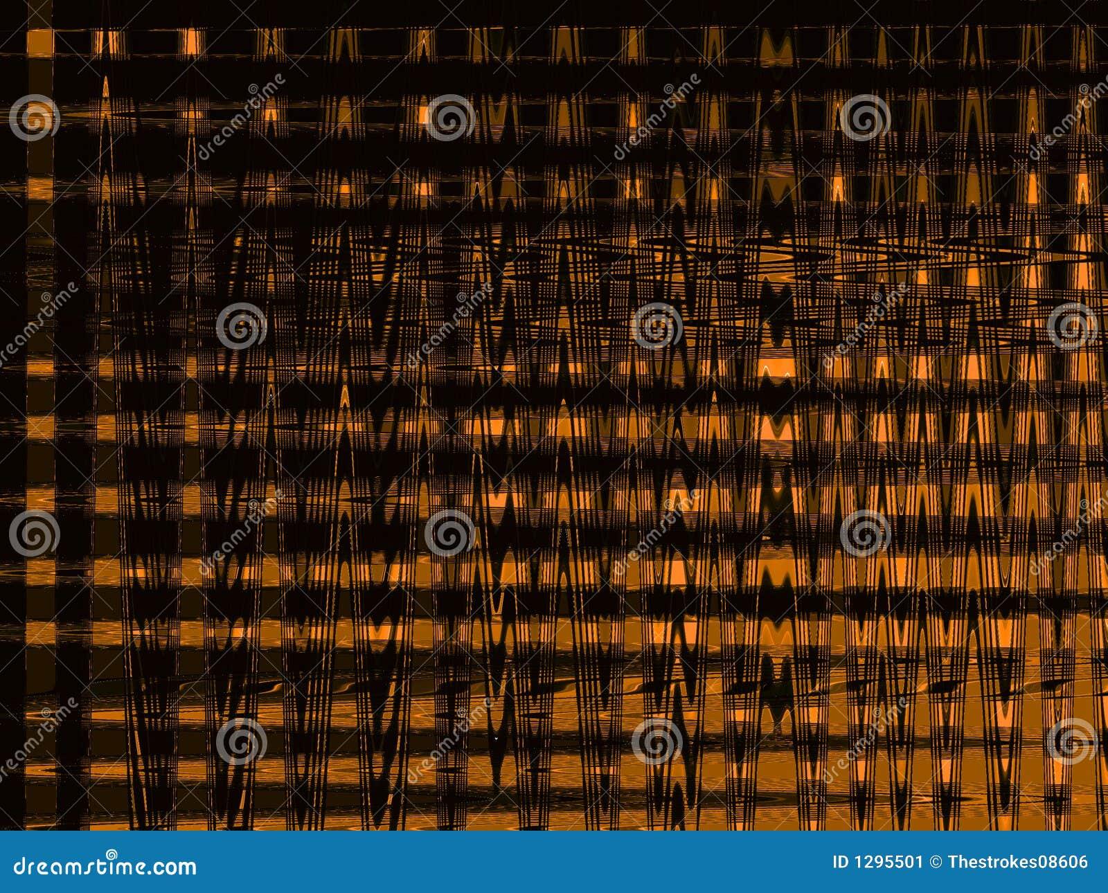 Download El Brillar Intensamente Anaranjado Stock de ilustración - Ilustración de fondo, otoño: 1295501