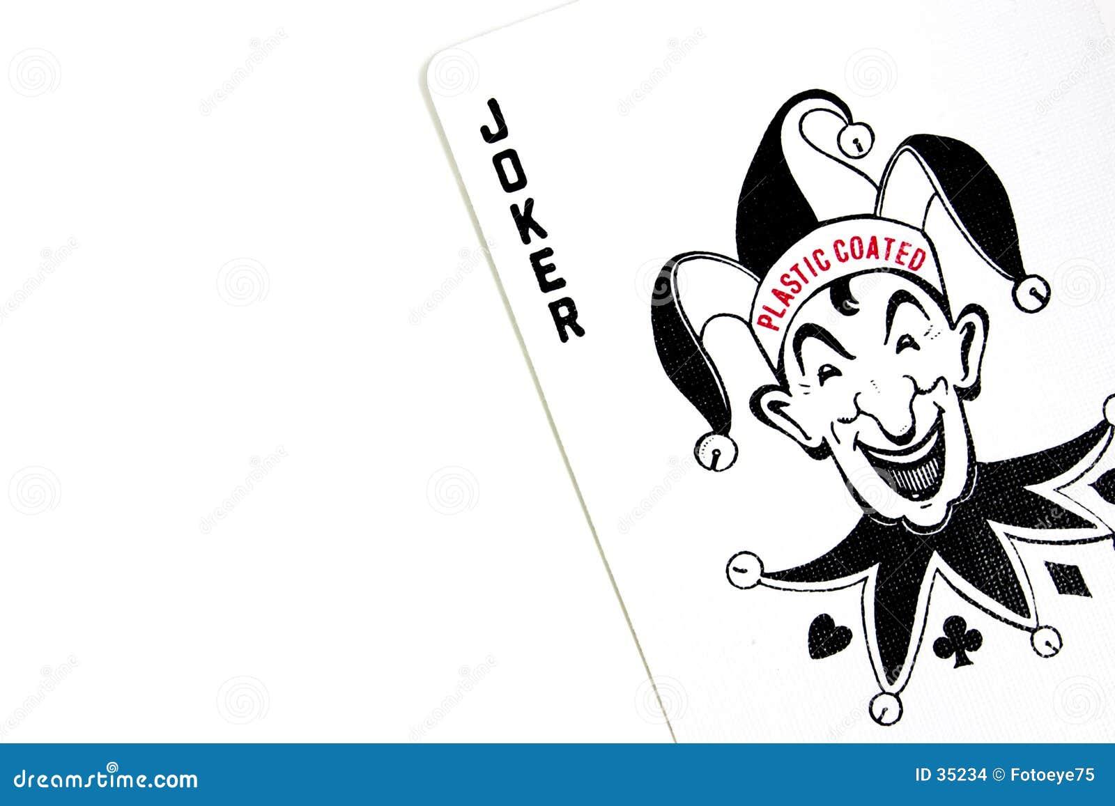 Download El bromista foto de archivo. Imagen de risa, casino, playing - 35234