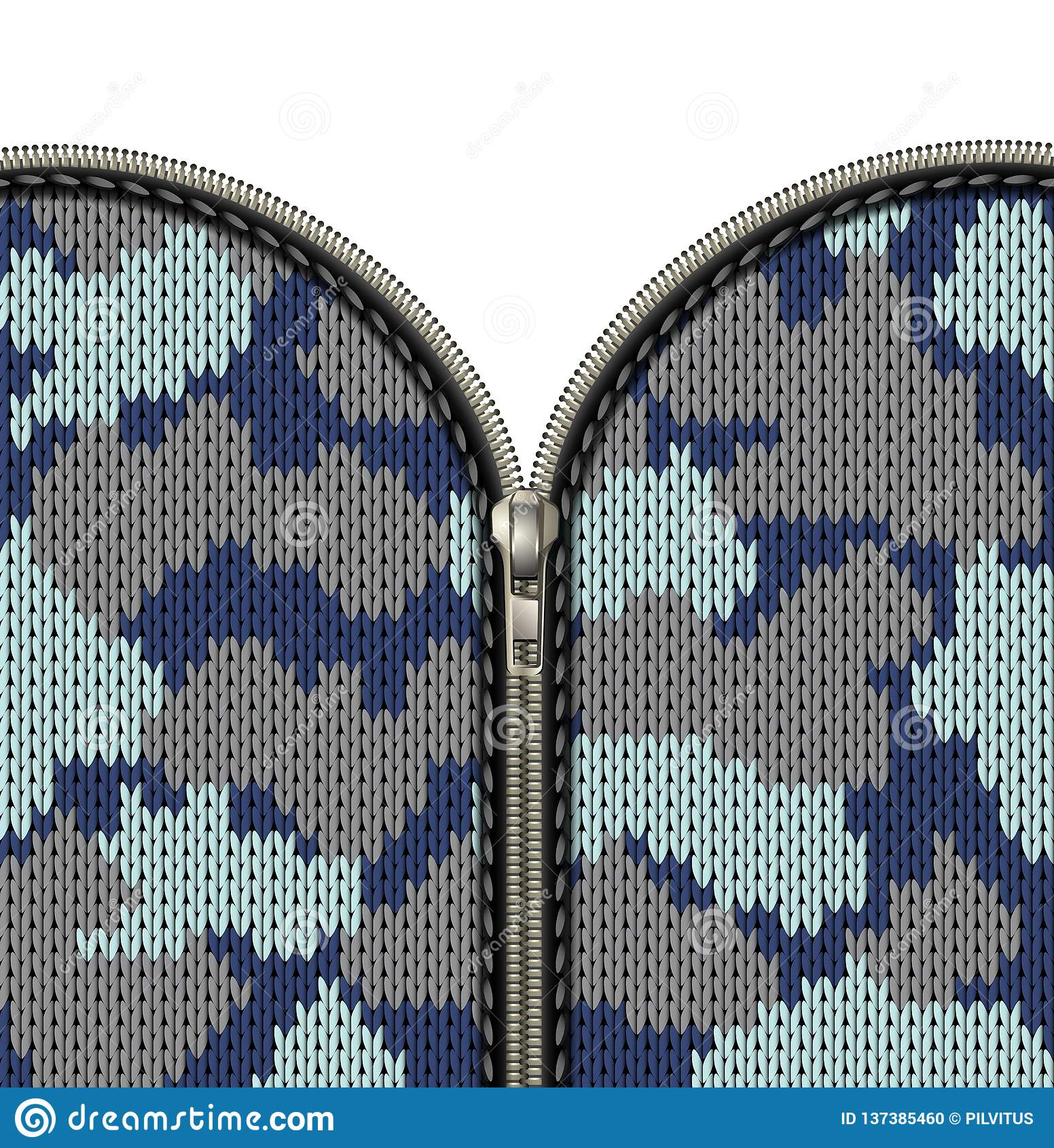 El camuflaje militar hizo punto textura con la cerradura como textura de la tela en tonalidades de color caqui Sujeción y cremall