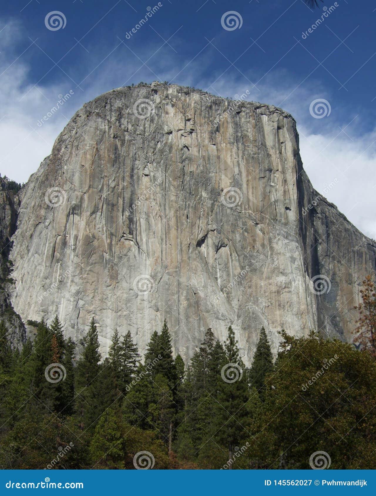 El Capitan,优胜美地国立公园,美国