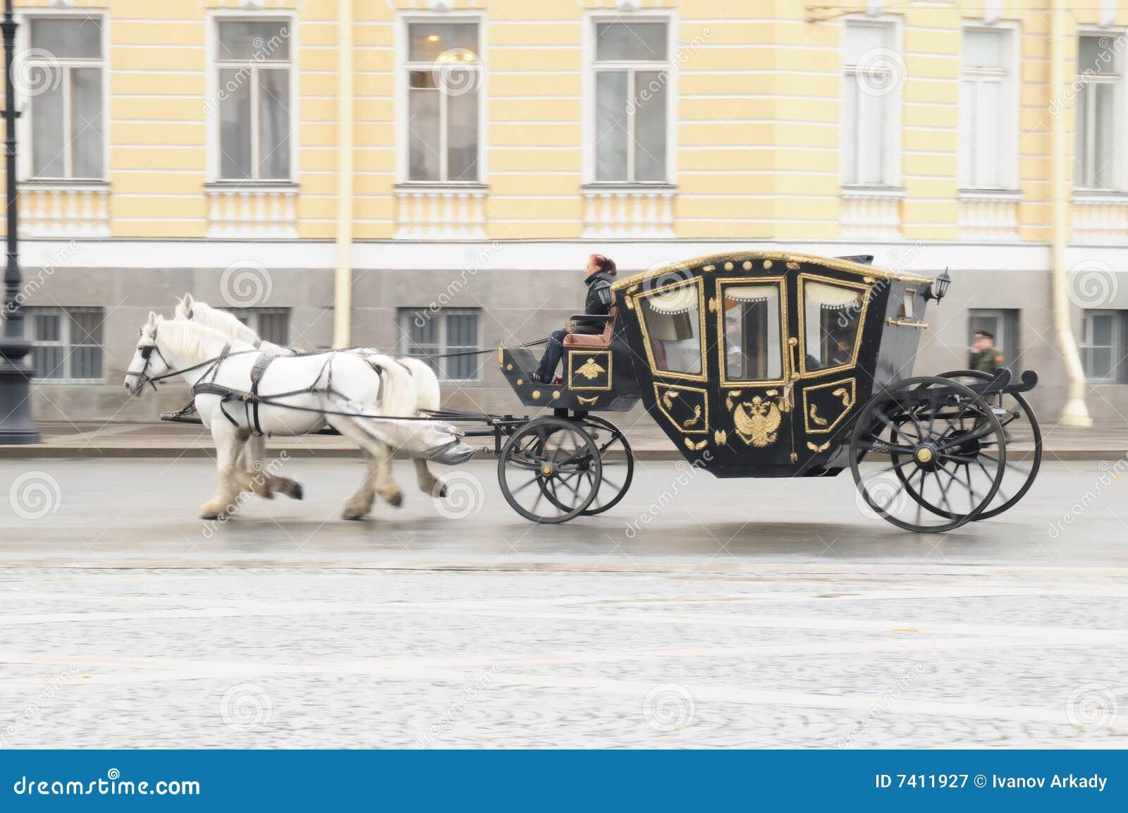 El carro antiguo