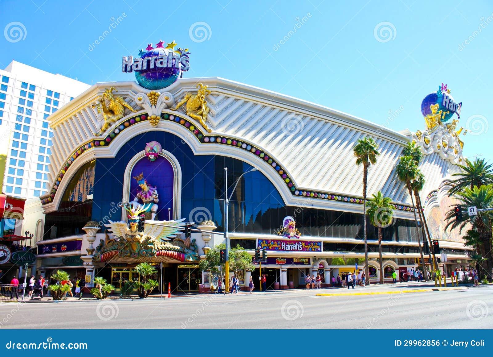 El casino de Harrah, Las Vegas, nanovoltio