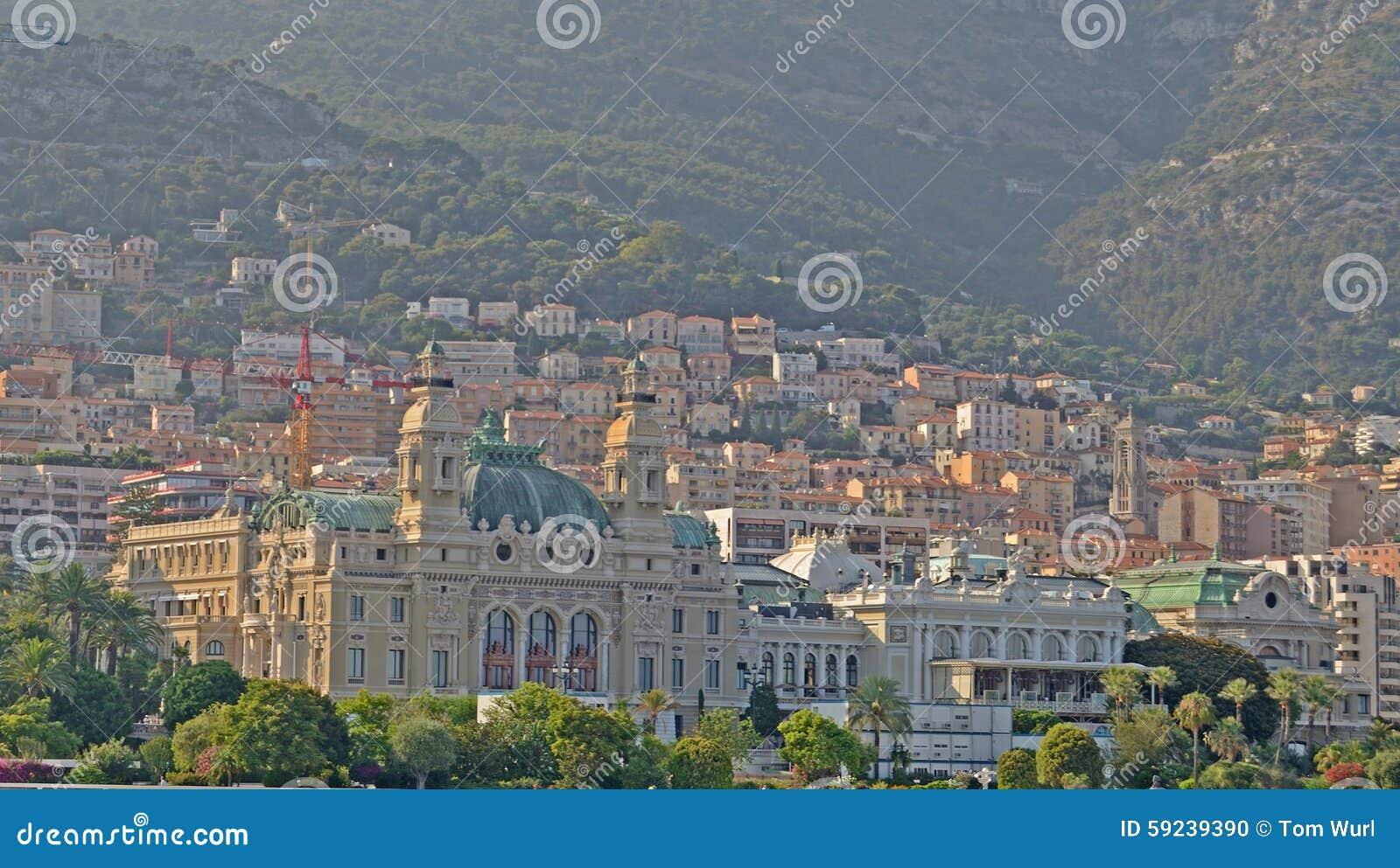 El casino del puerto, Mónaco, Tom Wurl
