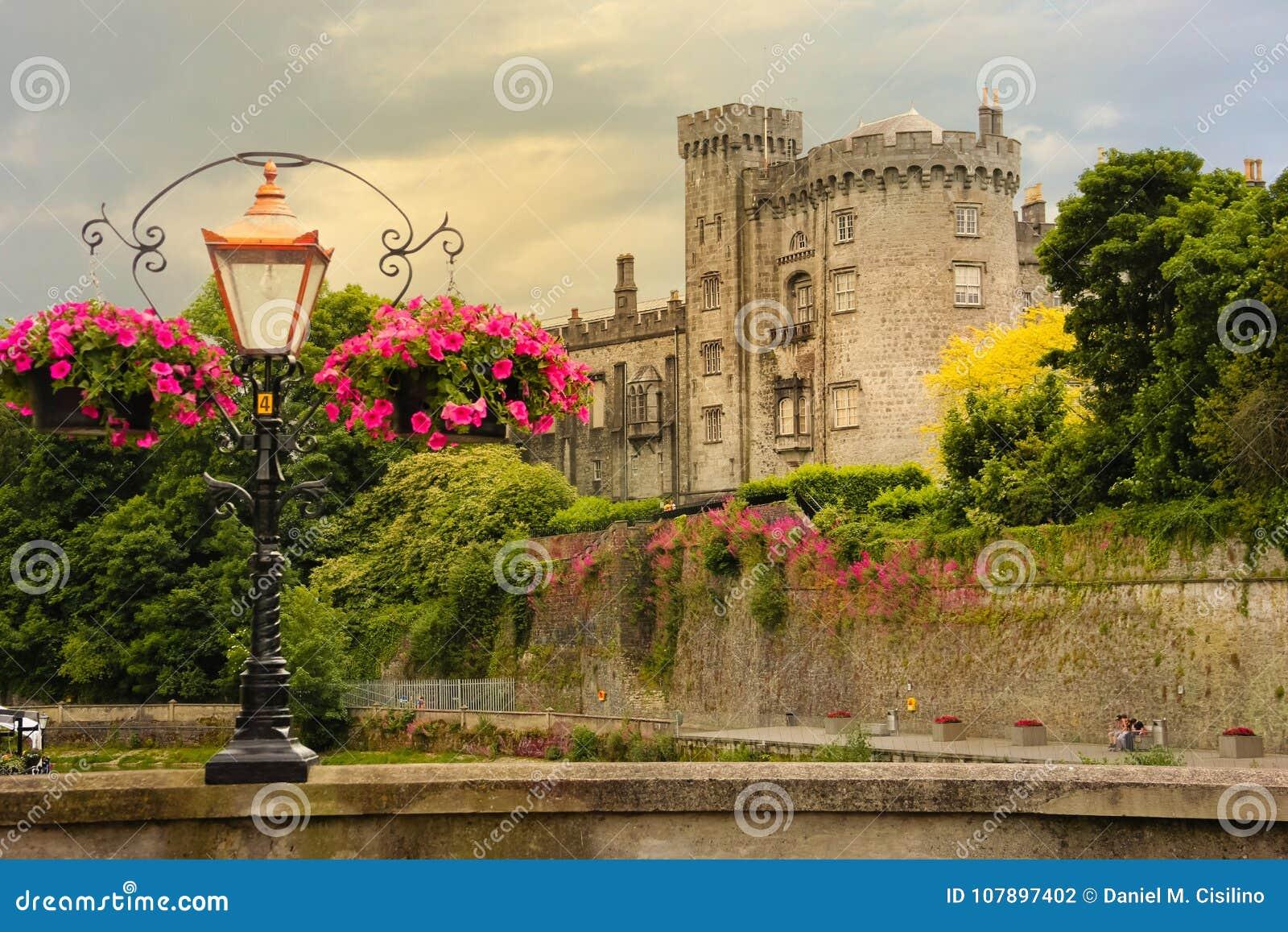 El castillo Kilkenny irlanda