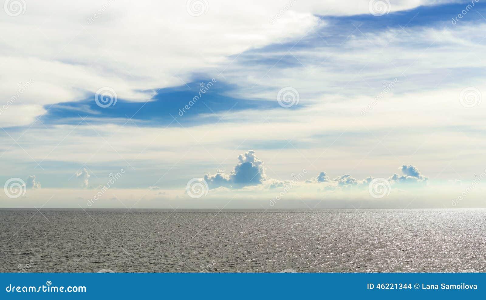 El cielo y el mar