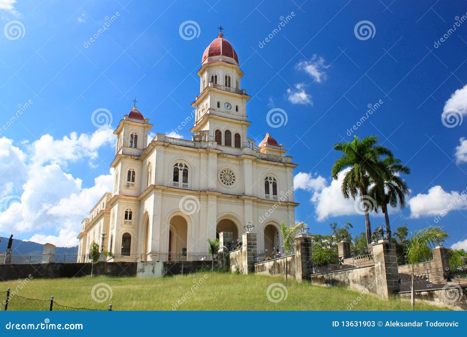 El Cobre church