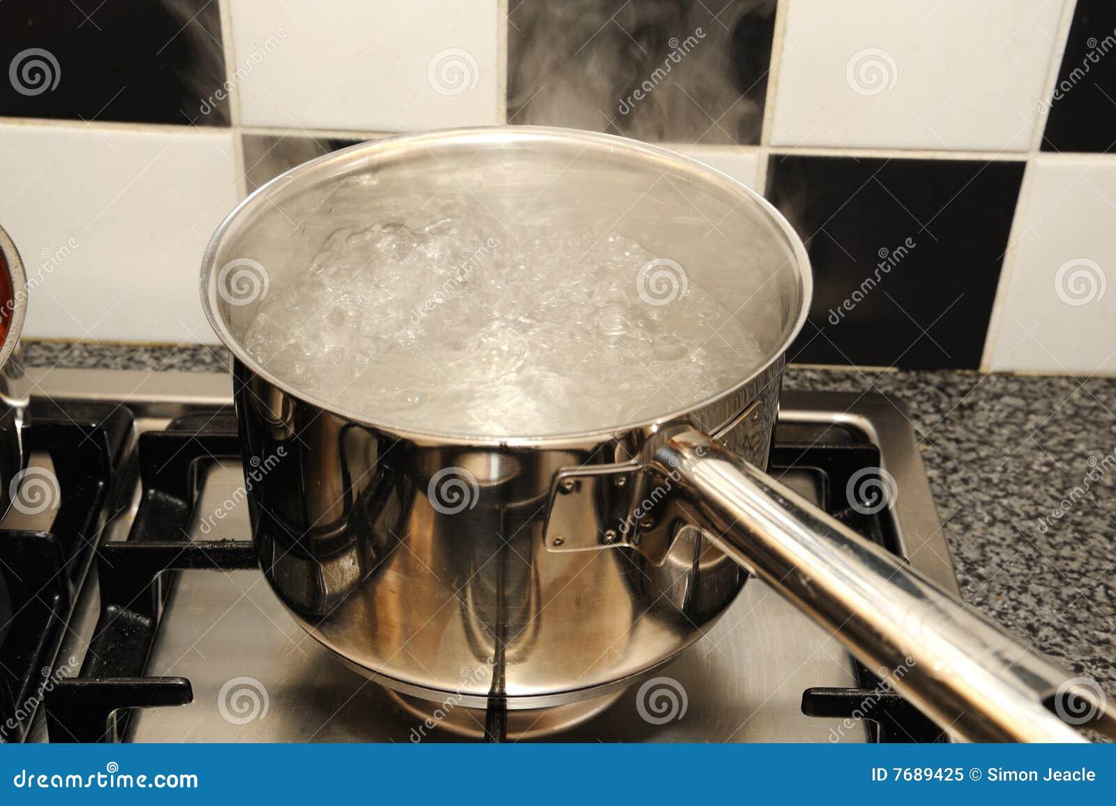 El cocinar en estufa