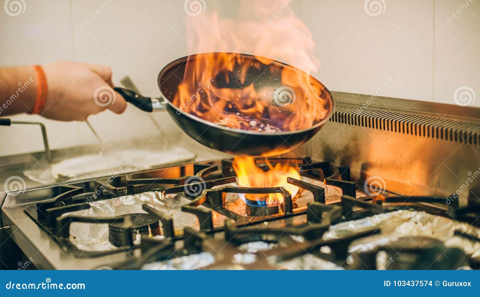 quemadura con sarten
