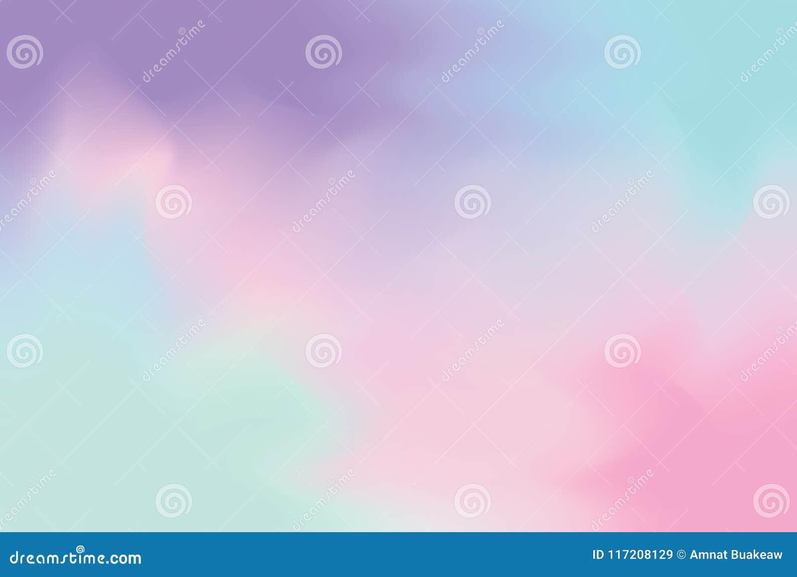 El color suave rosado púrpura mezcló el extracto en colores pastel del arte de la pintura del fondo, papel pintado colorido del a