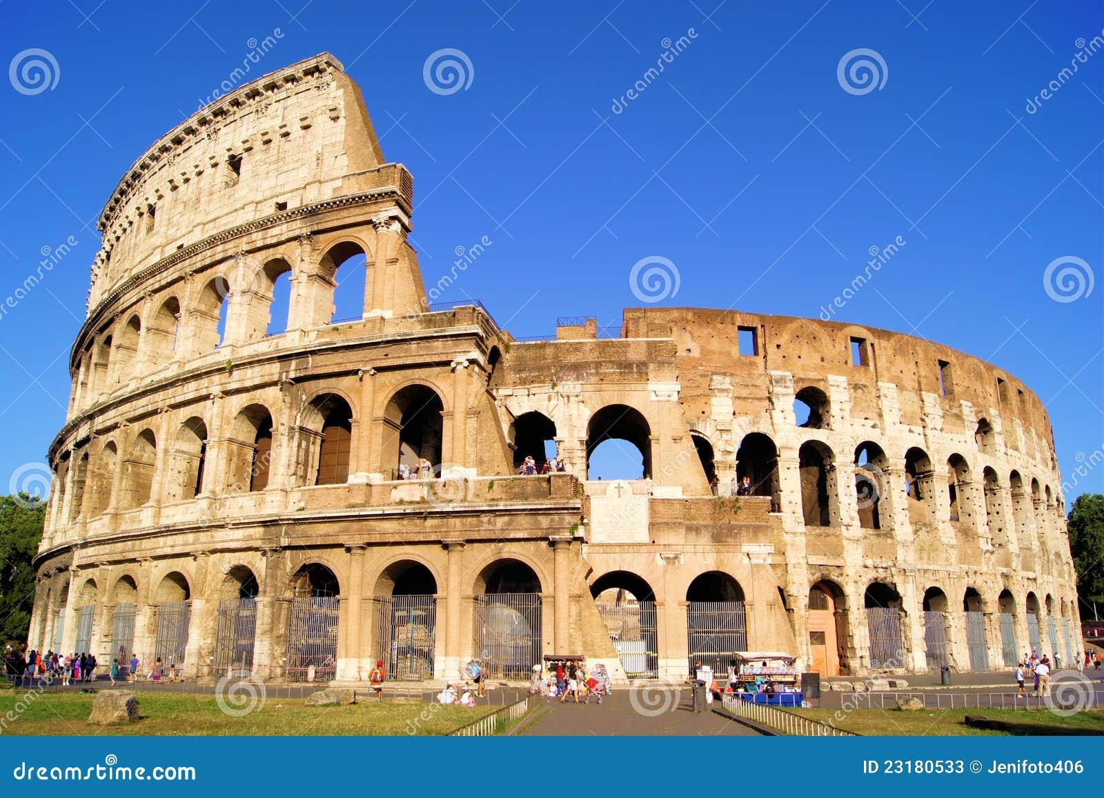 El Colosseum de Roma