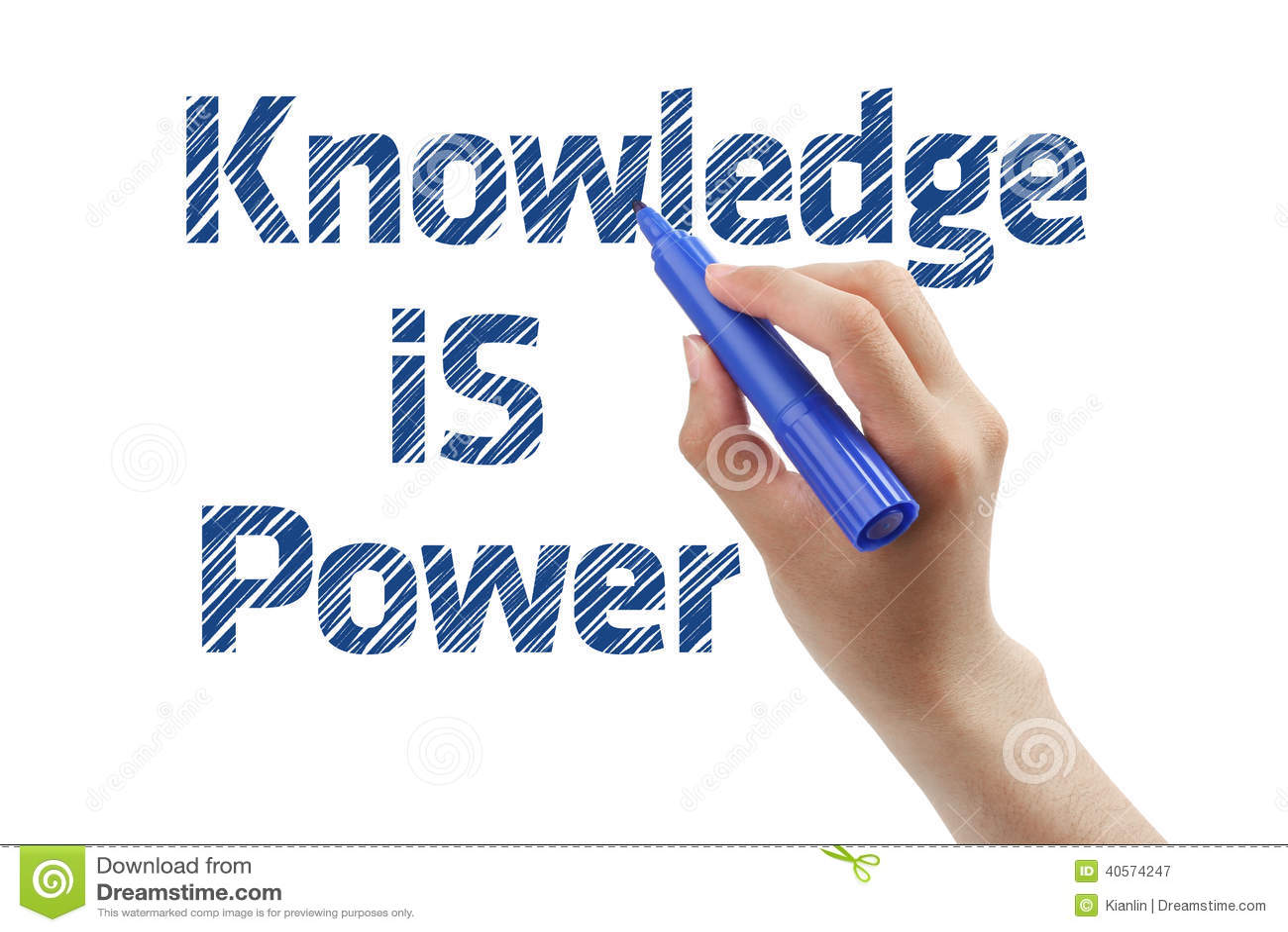 El conocimiento es potencia