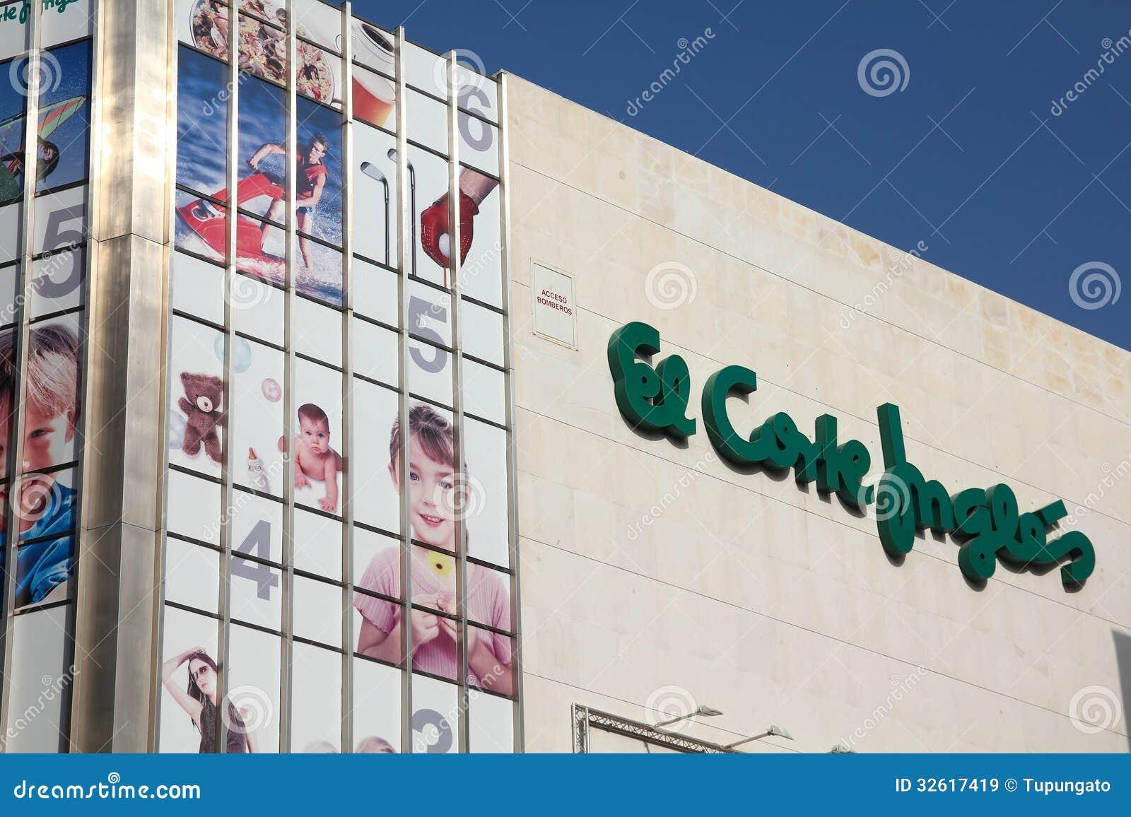 El corte ingles editorial stock image image 32617419 - Libreria el corte ingles valencia ...