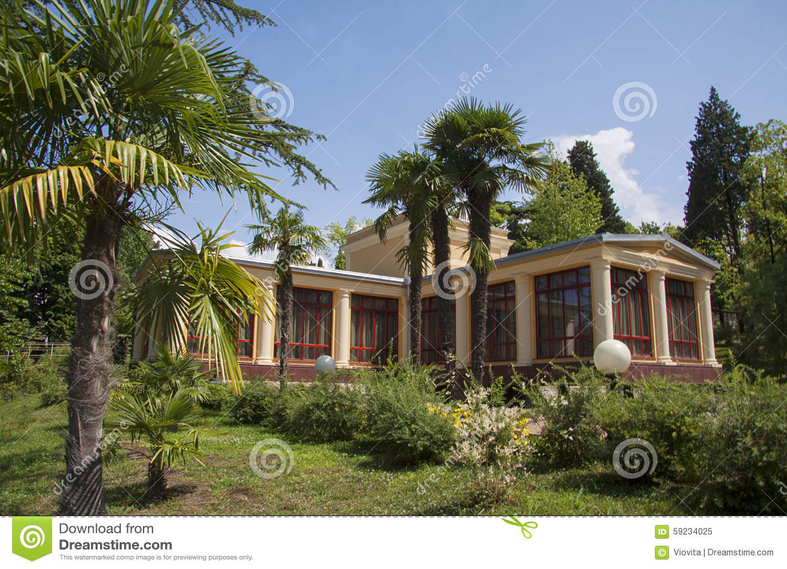 Download El Cultivar Un Huerto Hermoso Imagen de archivo - Imagen de afuera, landscaping: 59234025