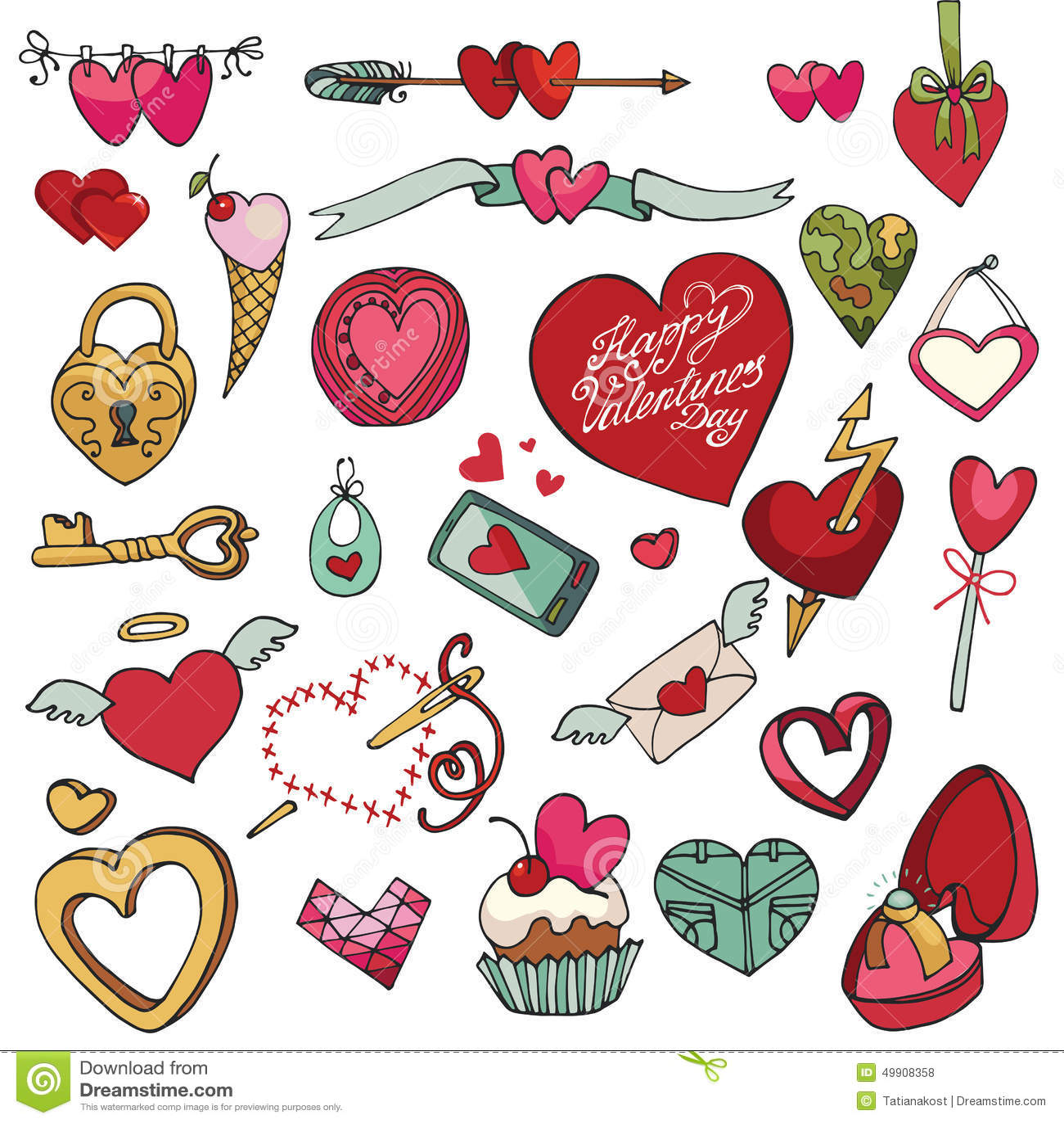 El d a de tarjeta del d a de san valent n boda amor for Decoracion de pared para san valentin