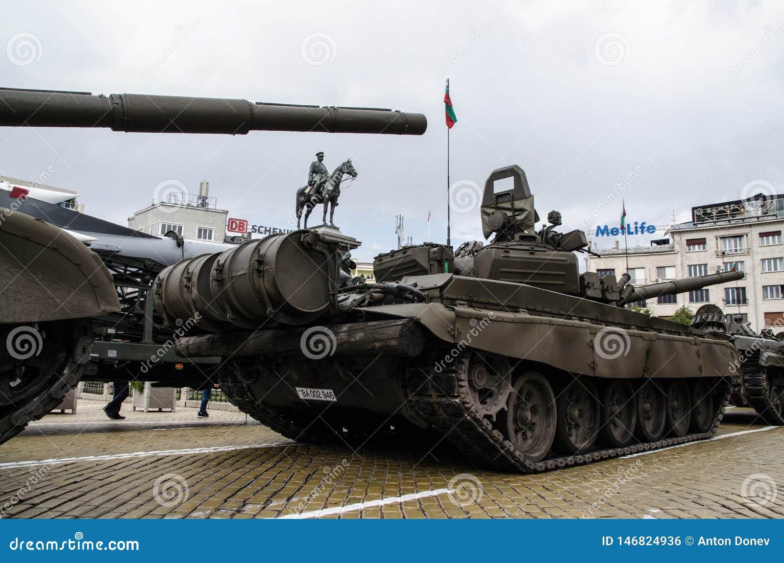 El día del valor en Bulgaria - 6ta de mayo