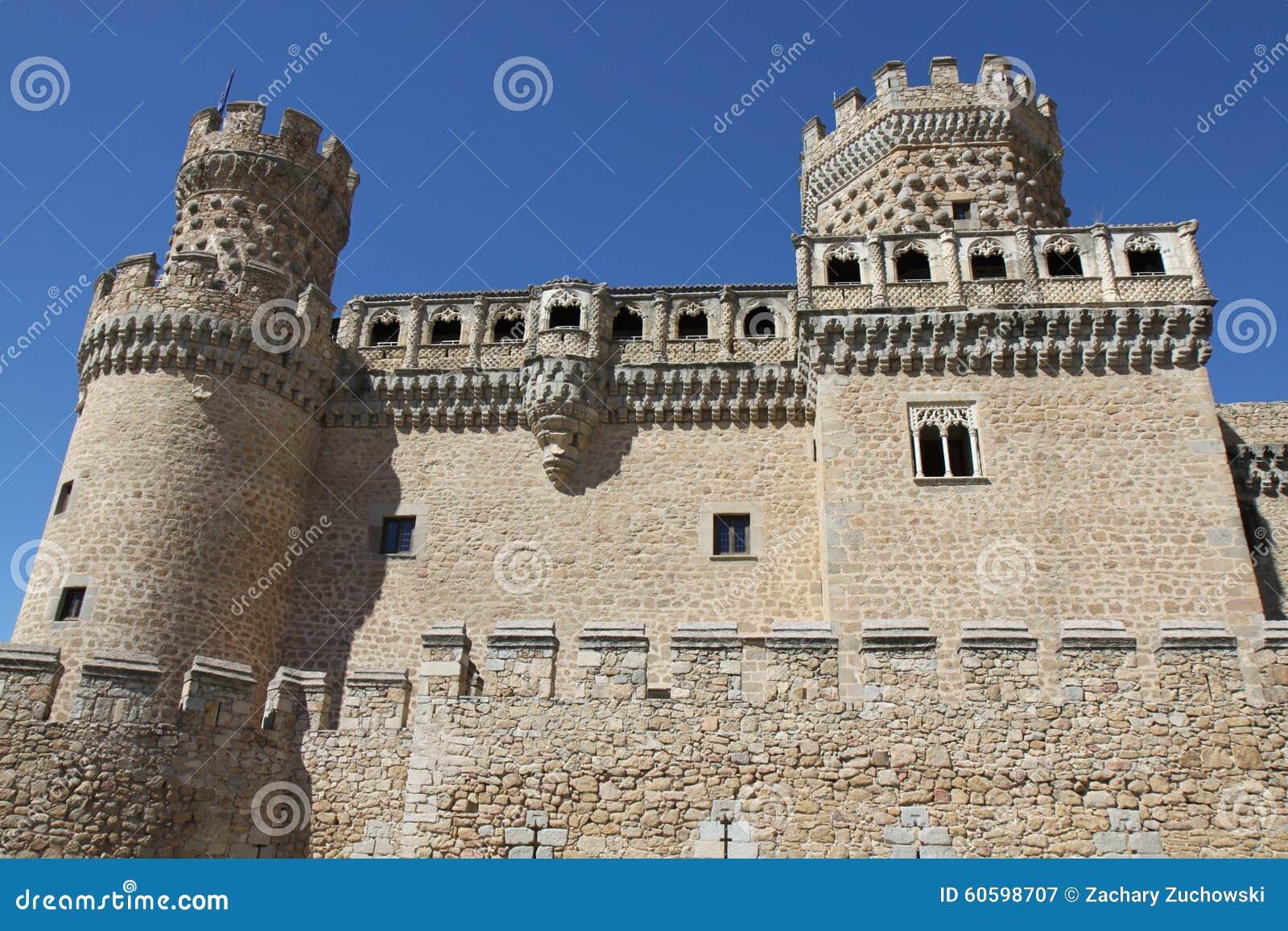 EL de Manzanares del castillo verdadero