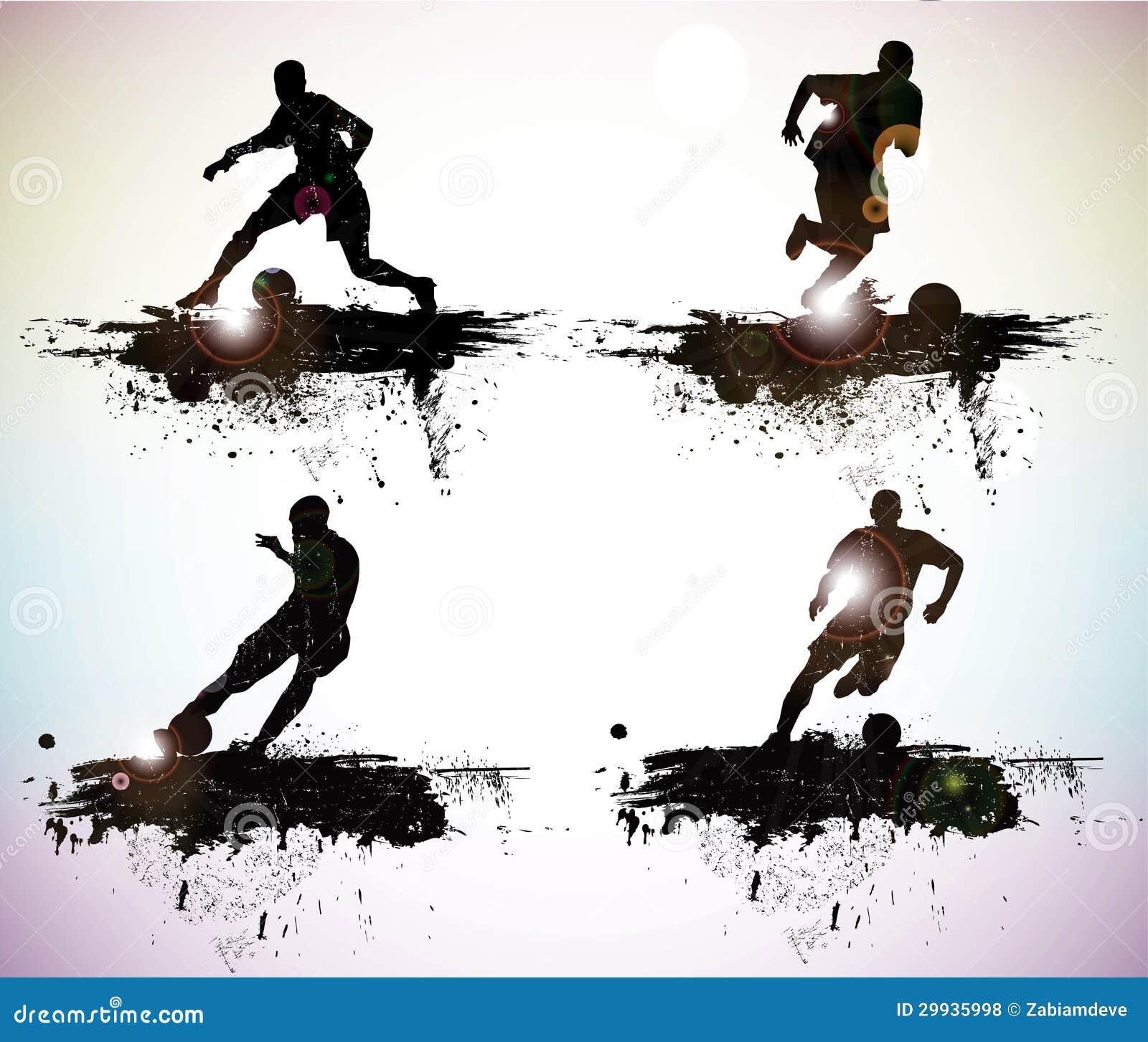 Siluetas del deporte