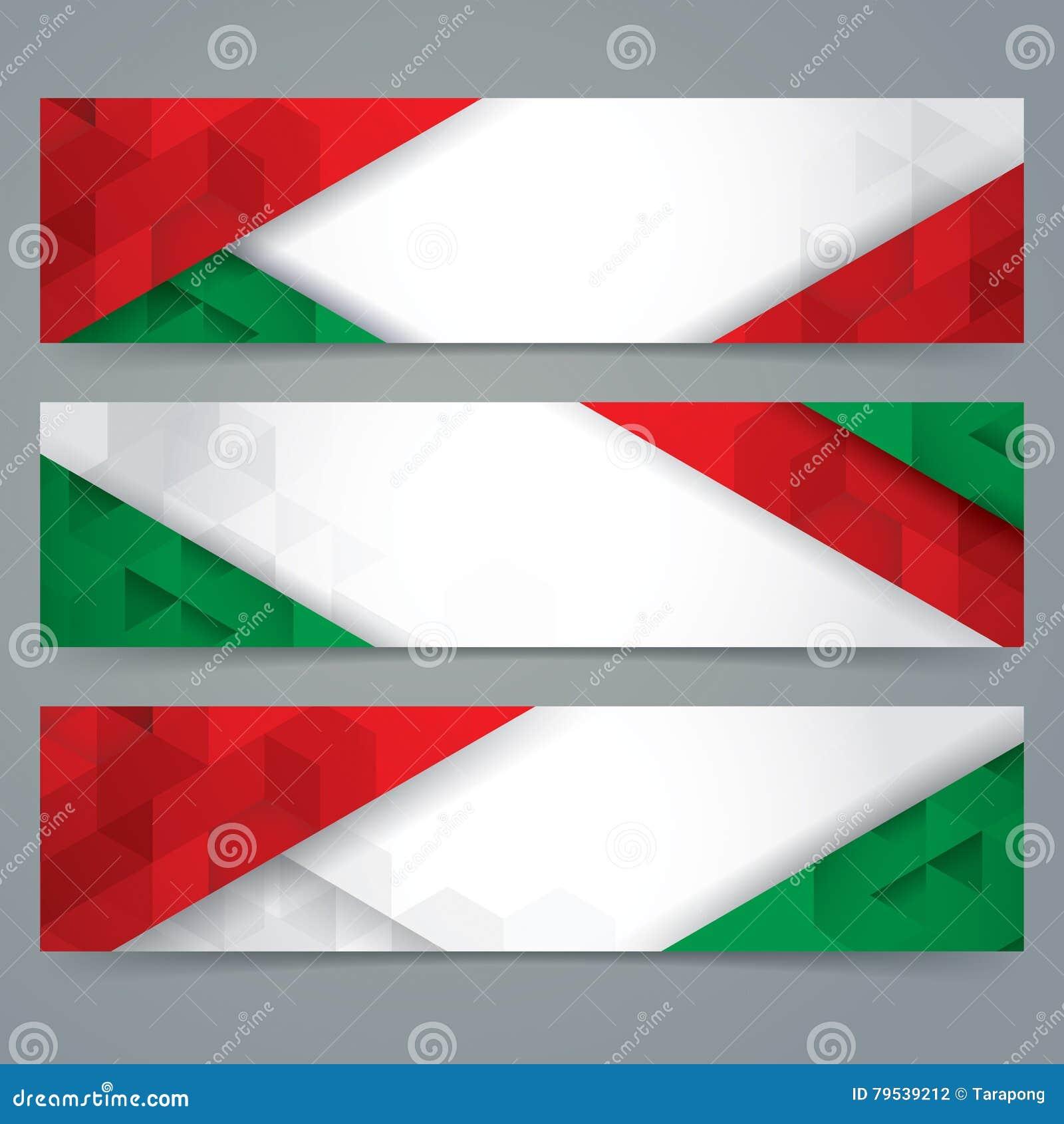 Asombroso Página Para Colorear De Bandera Italiana Viñeta ...