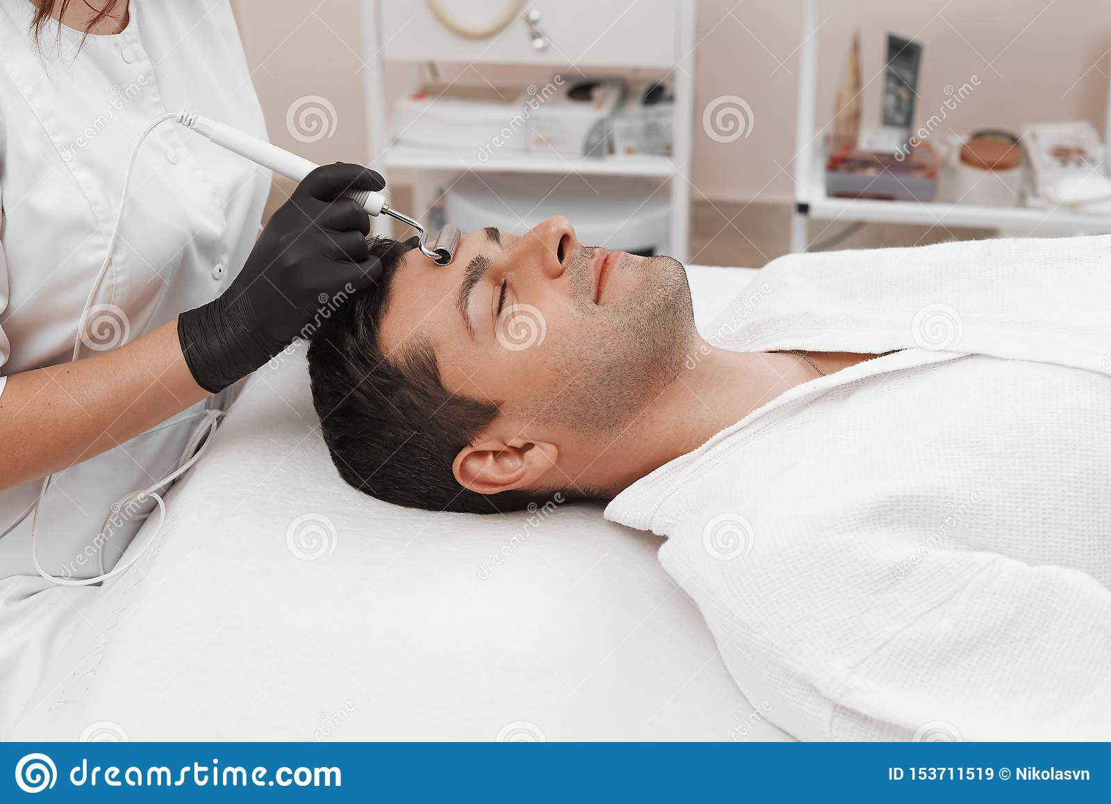 El dispositivo es cosmetolog?a facial