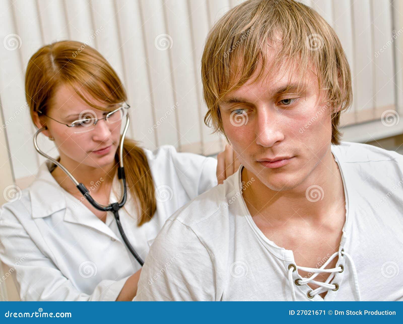Matrue mujer sexo masculino joven