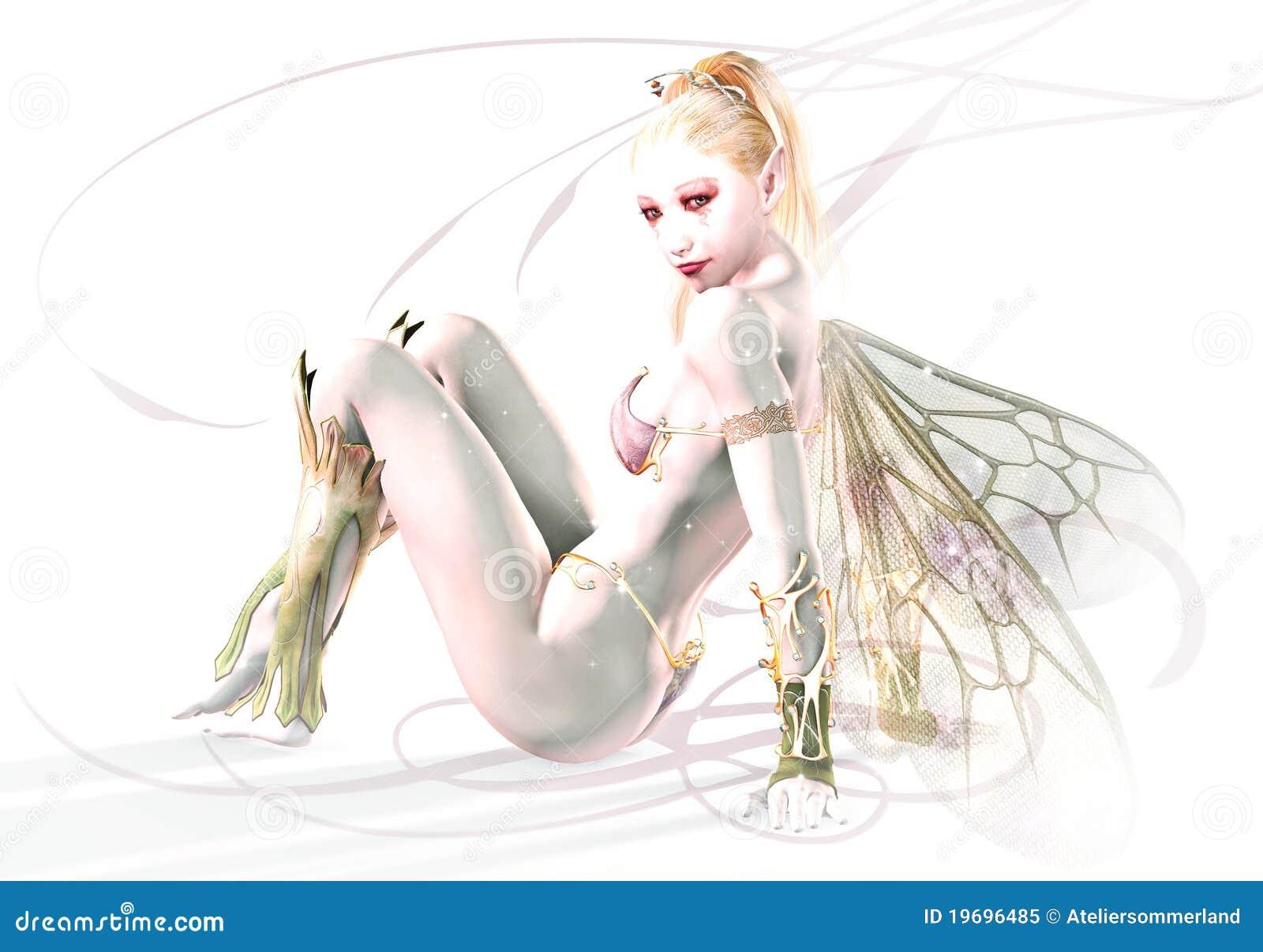 El duende blanco