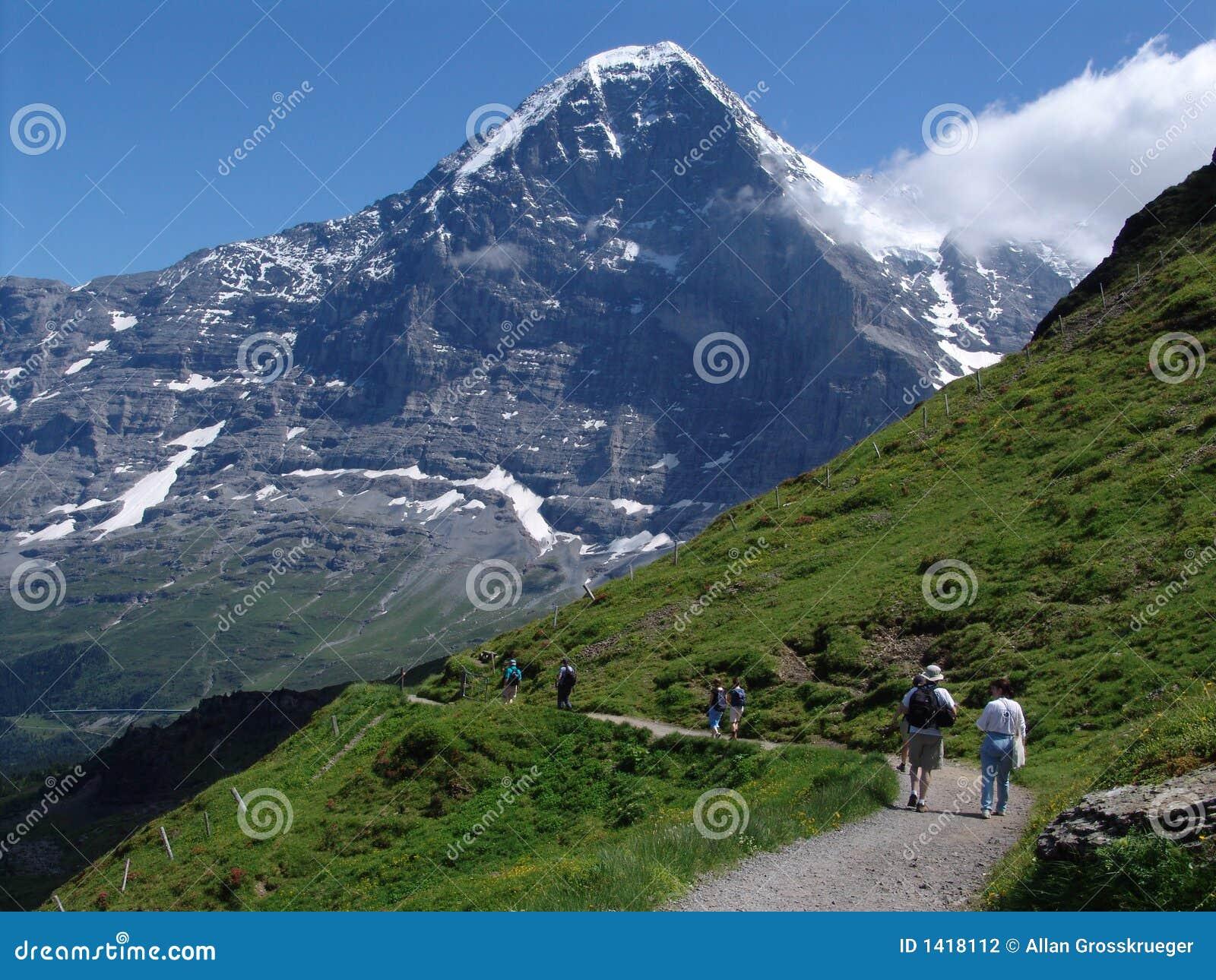 El Eiger poderoso