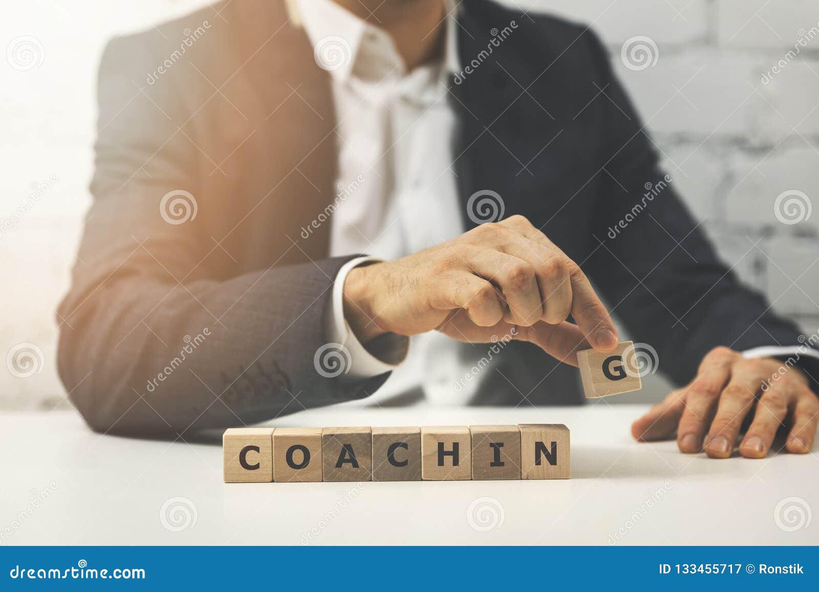 El entrenar del negocio