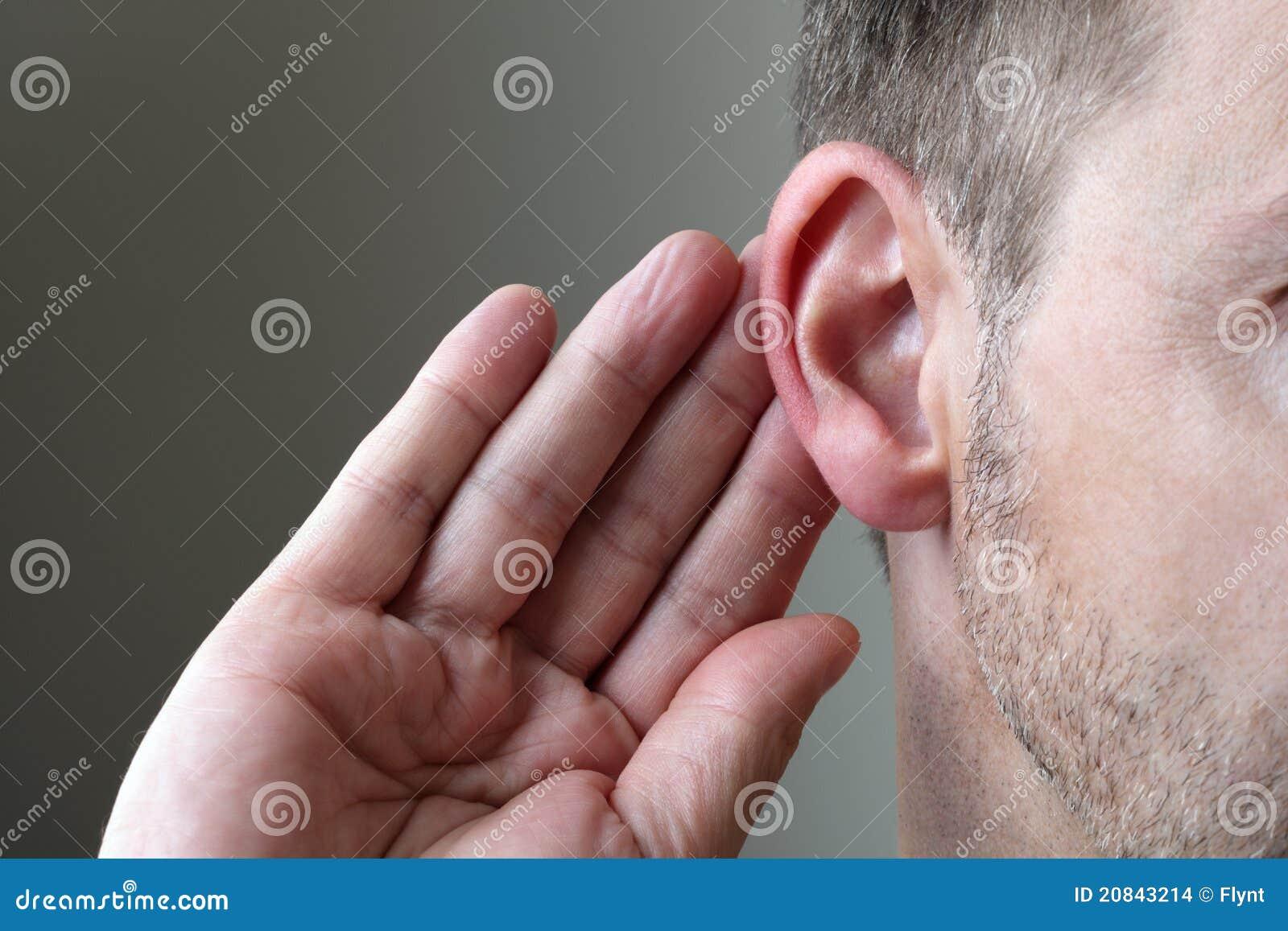 El escuchar