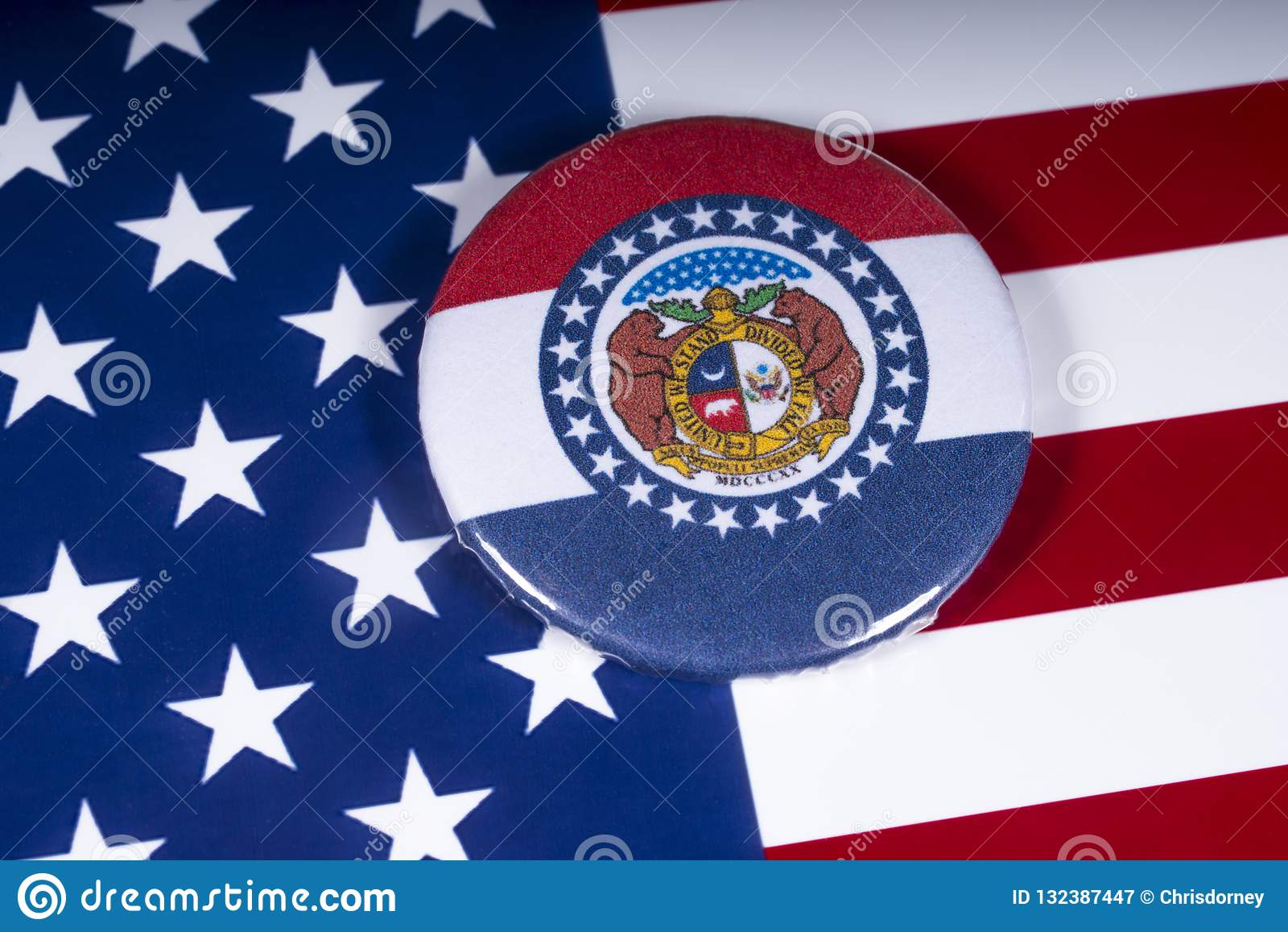 El estado de Missouri en los E.E.U.U.