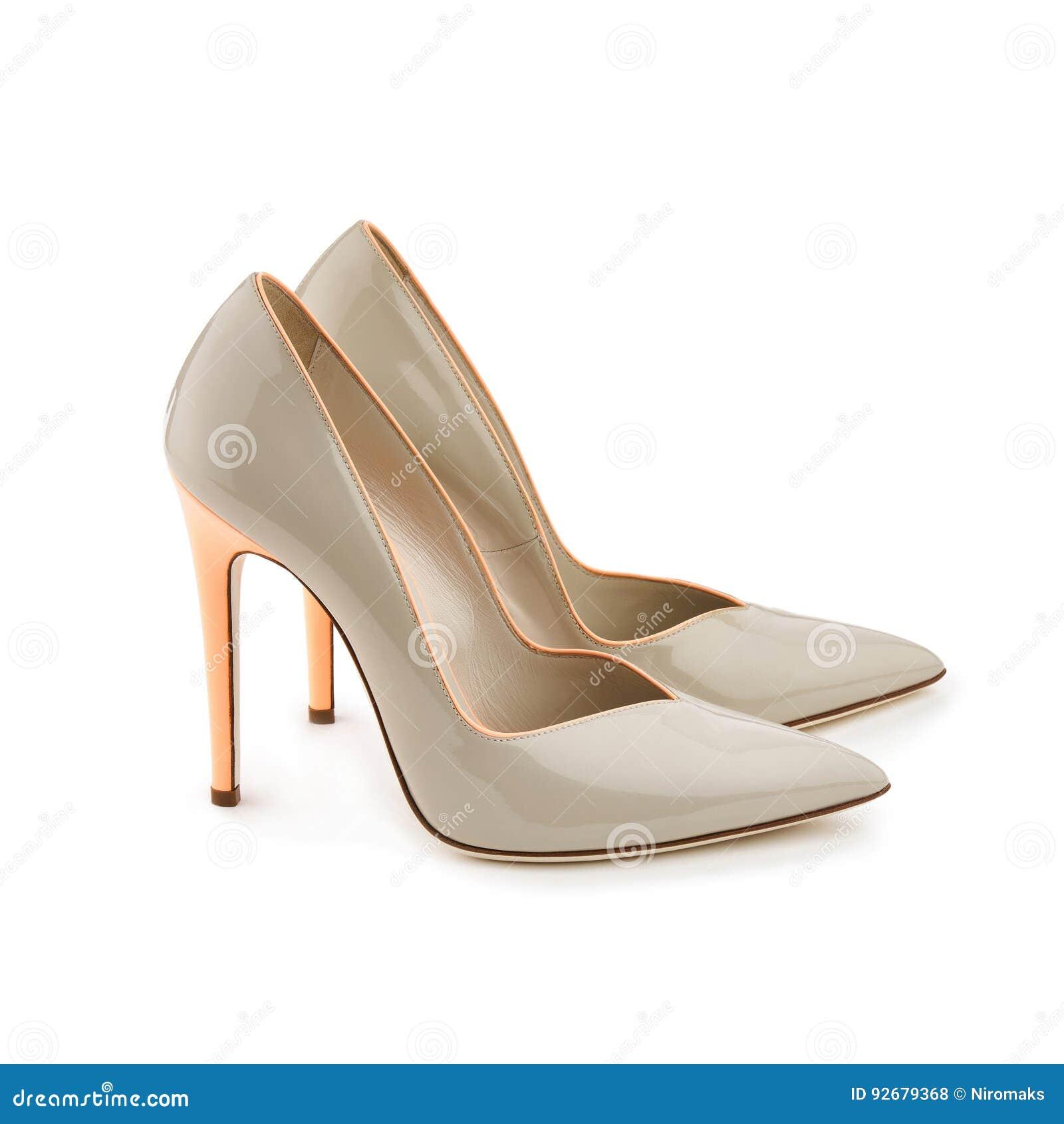 Los Un Alto Tiró Par Zapatos Tacón El Estudio Femeninos De DH2EIW9