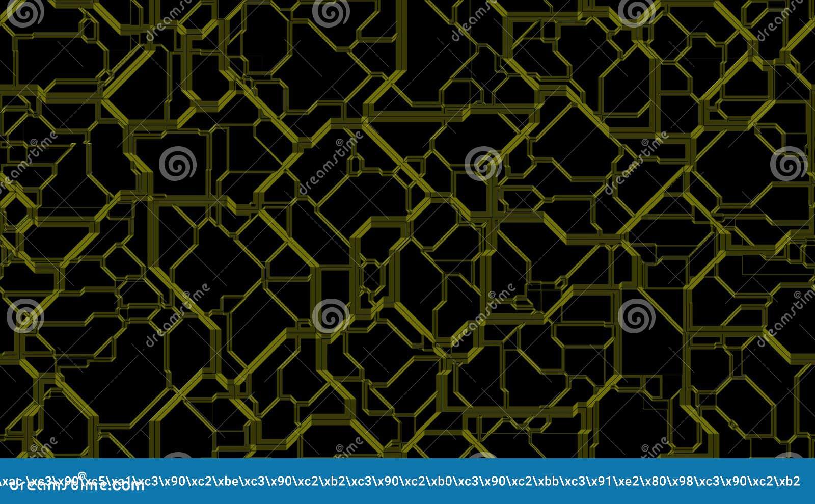 El extracto alinea el fondo Línea fondos del mosaico