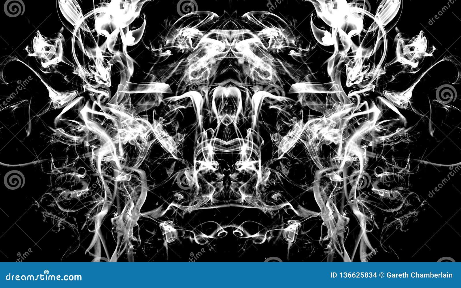El extranjero del humo 2