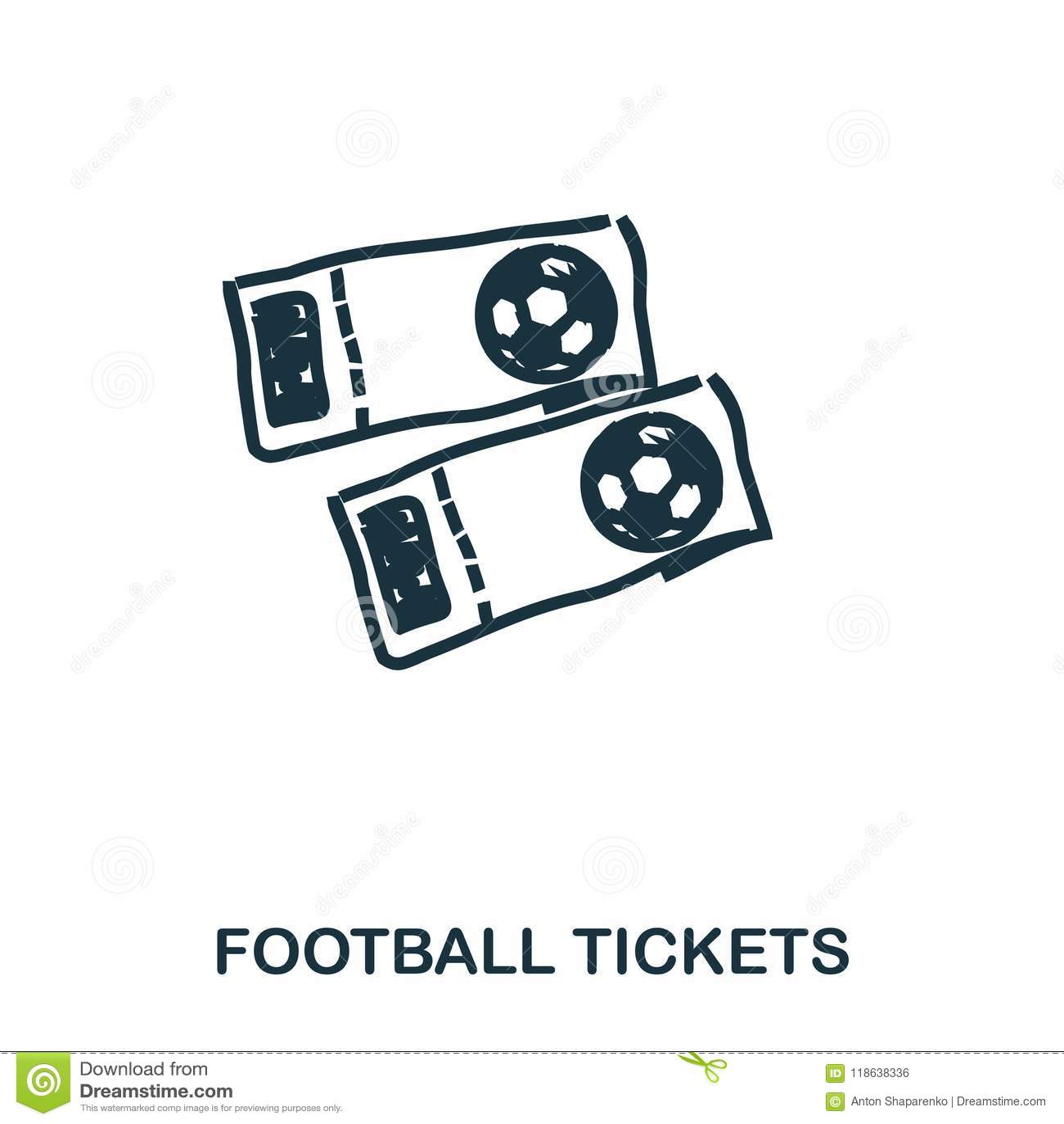 El fútbol marca el icono Apps móviles, impresión y más uso El elemento simple canta El fútbol monocromático marca el icono