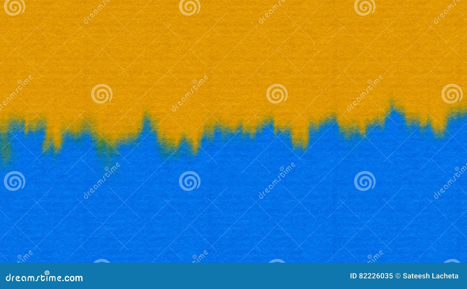 El fondo abstracto de la acuarela texturiza la pintura colorida