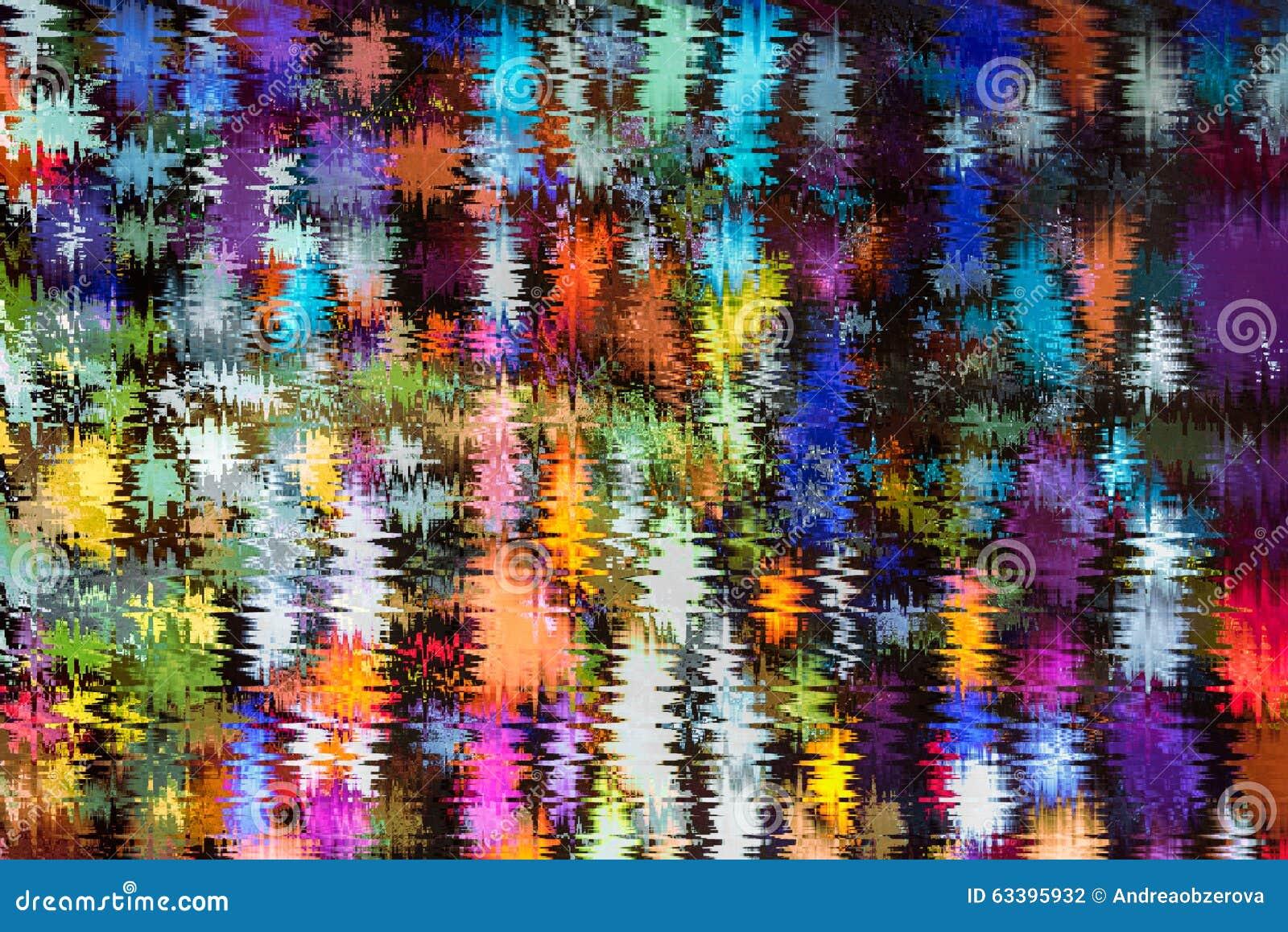 El fondo abstracto inusual del efecto luminoso, escapes ligeros, se puede utilizar en diversos modos de mezcla