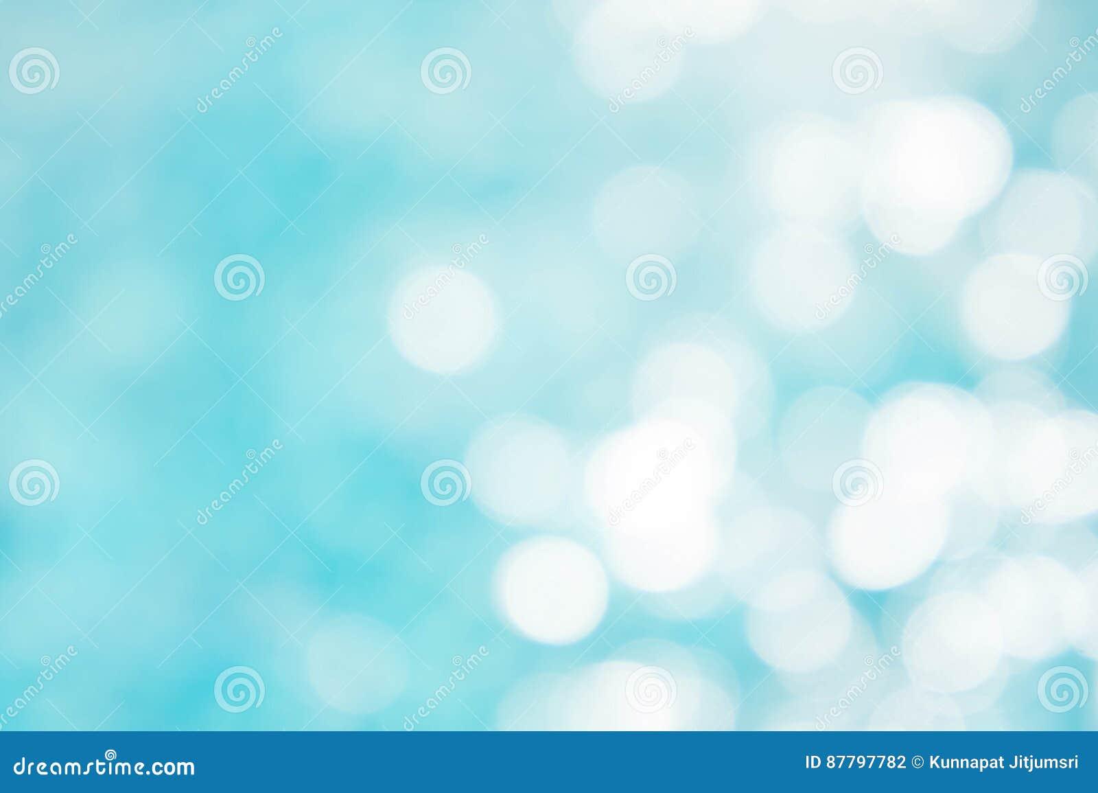 El Fondo Azulverde Abstracto De La Falta De Definición Wallpaper La