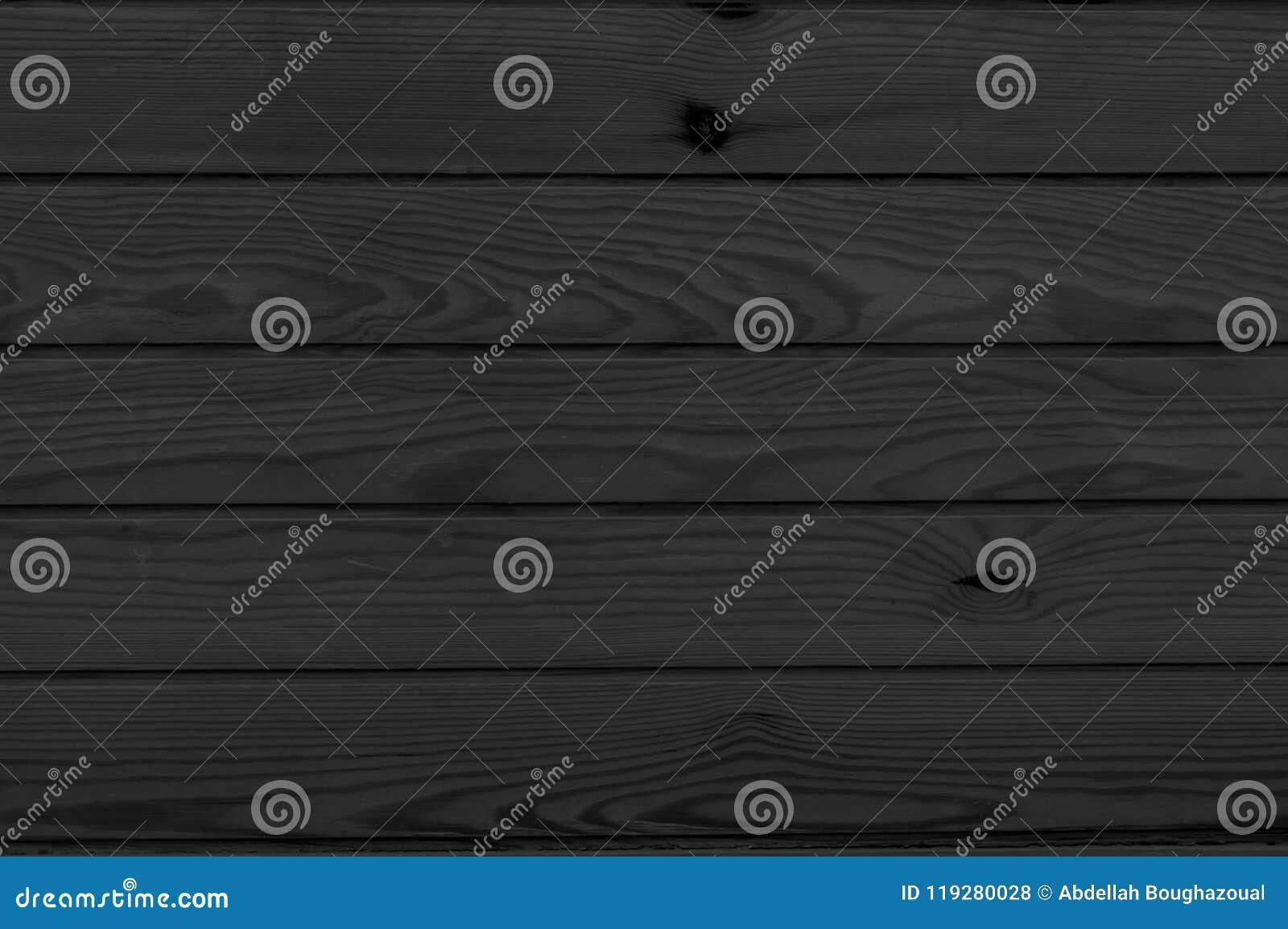 El fondo de madera en blanco vacío trasero, superficie oscura pintada de la tabla, textura de madera coloreada sube con el espaci