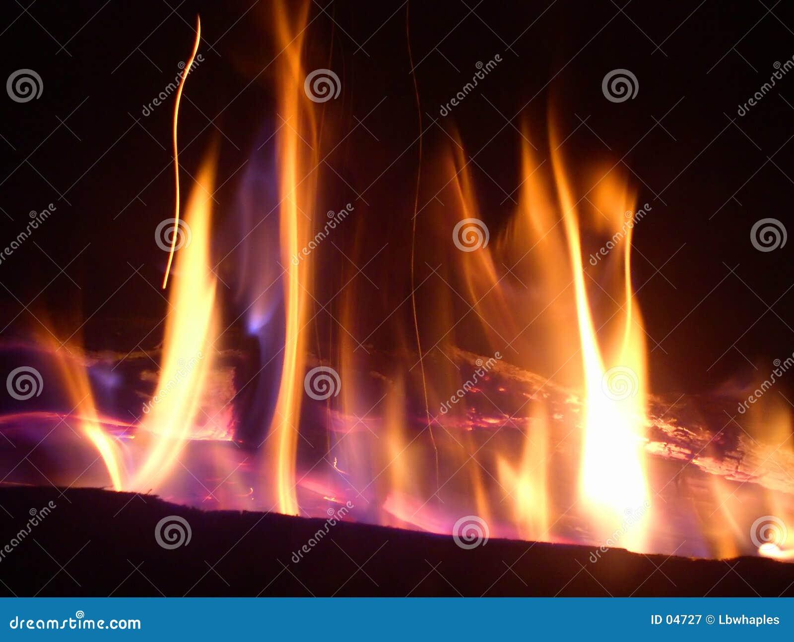 El Fuego ognia.