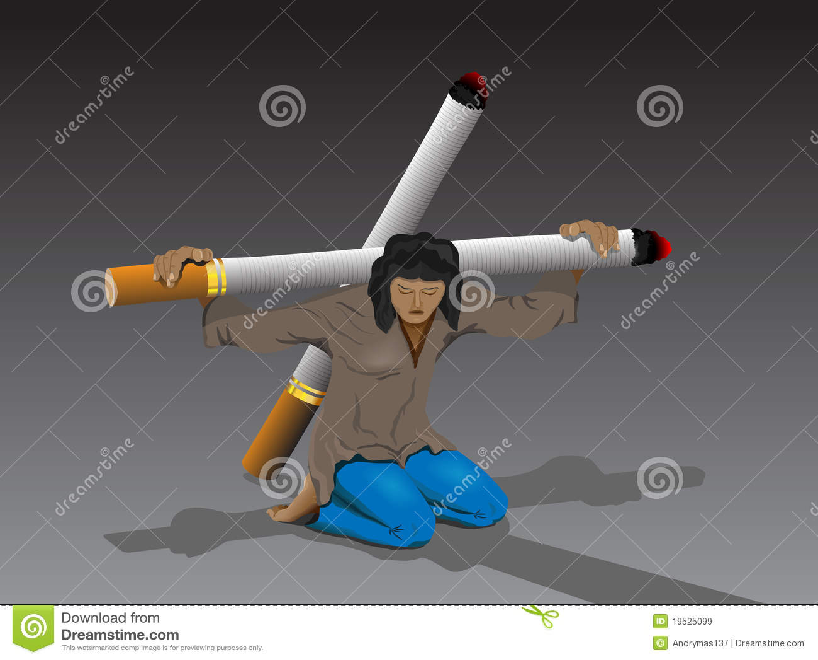 La dependencia de nicotina después del primer cigarrillo