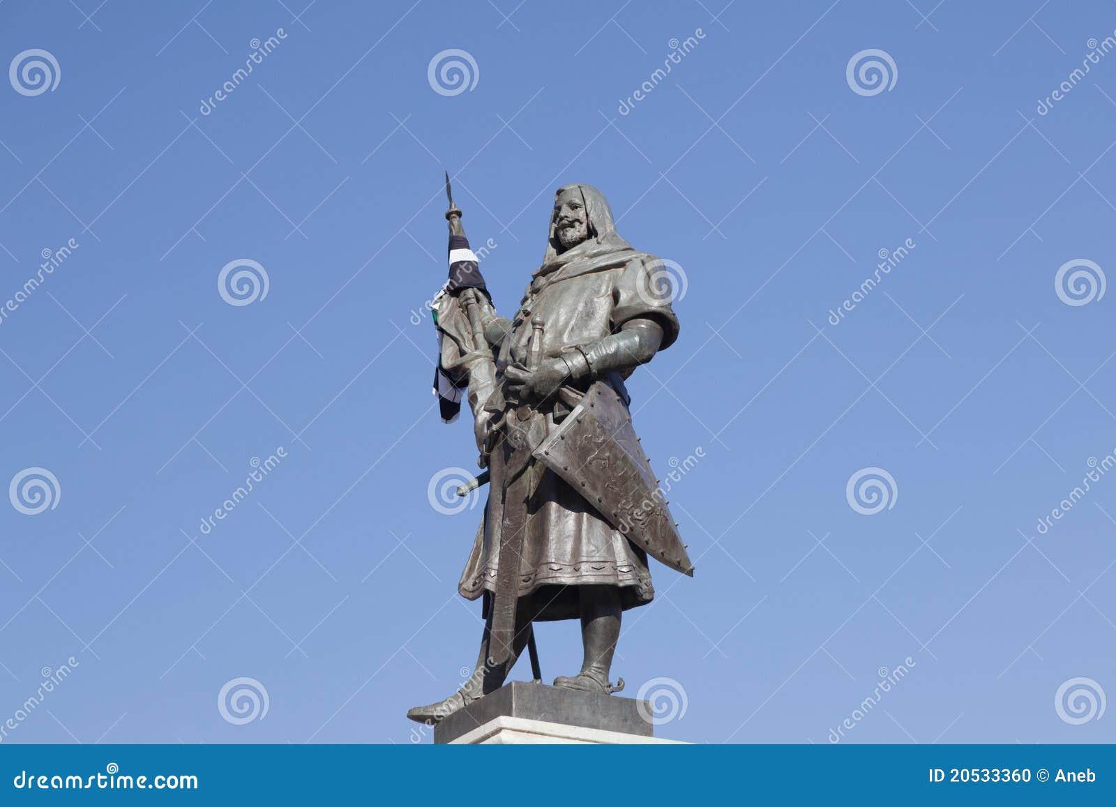 El fundador de Valladolid